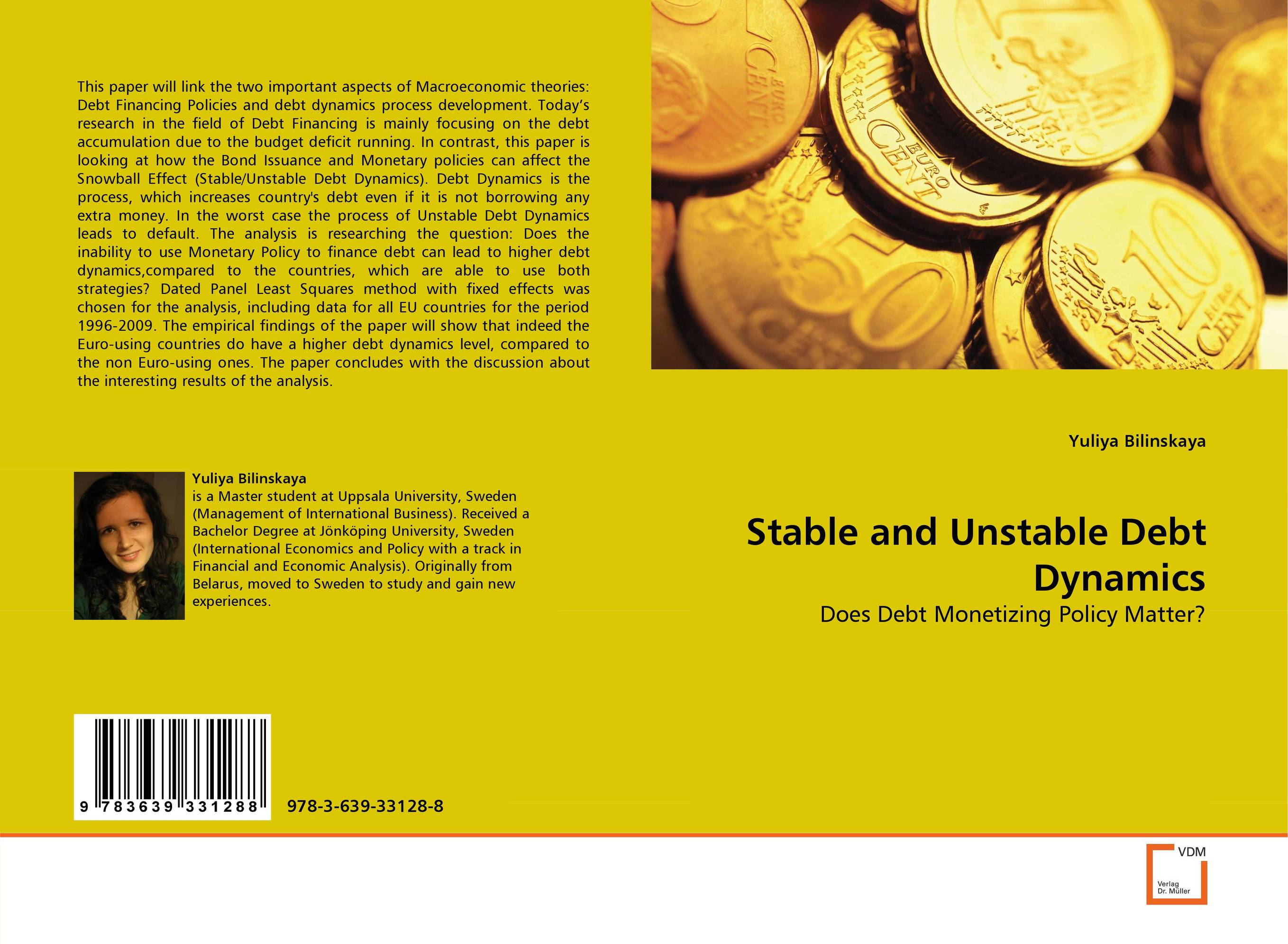 Stable and Unstable Debt Dynamics
