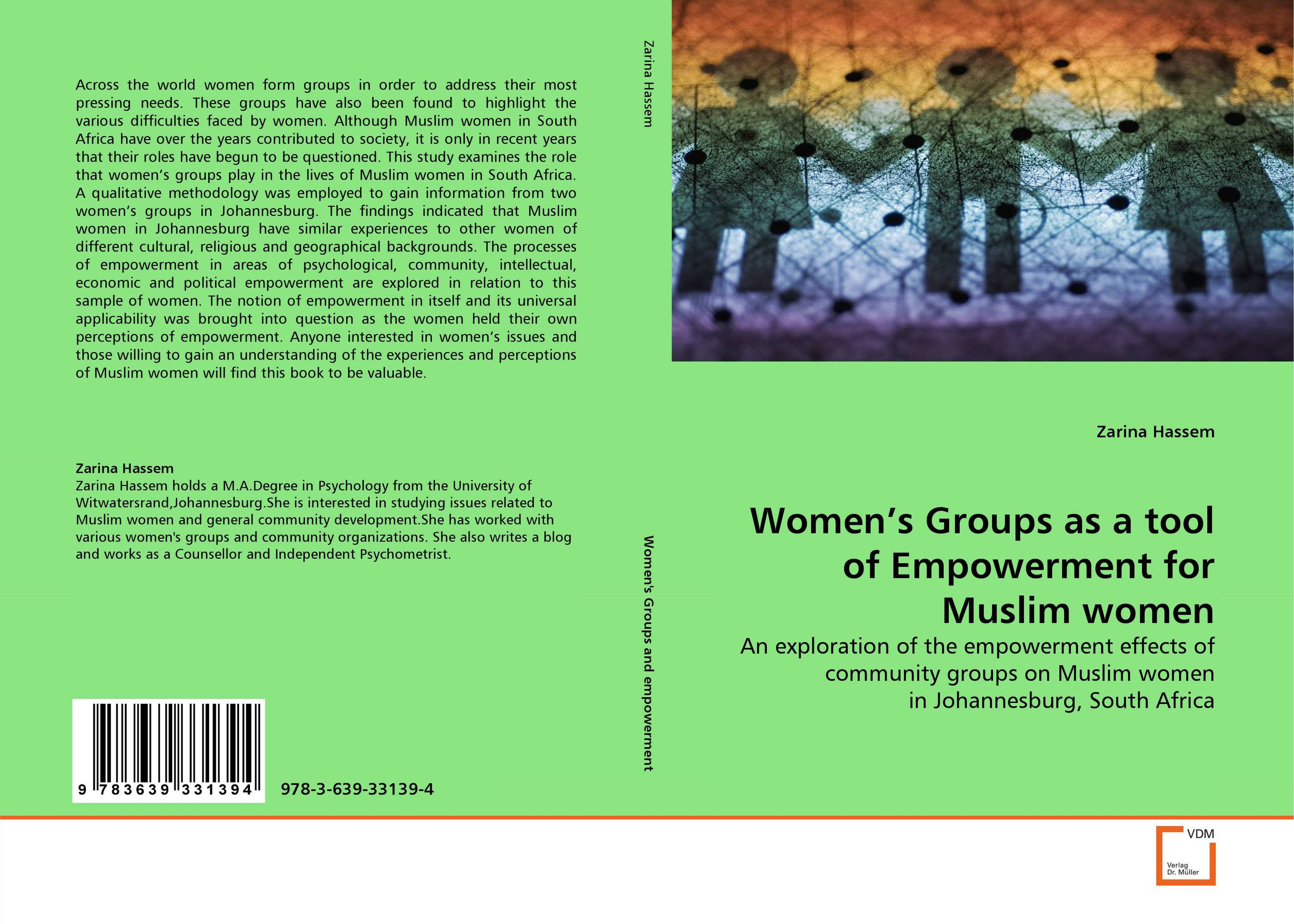 Women''s Groups as a tool of Empowerment for Muslim women presidential nominee will address a gathering