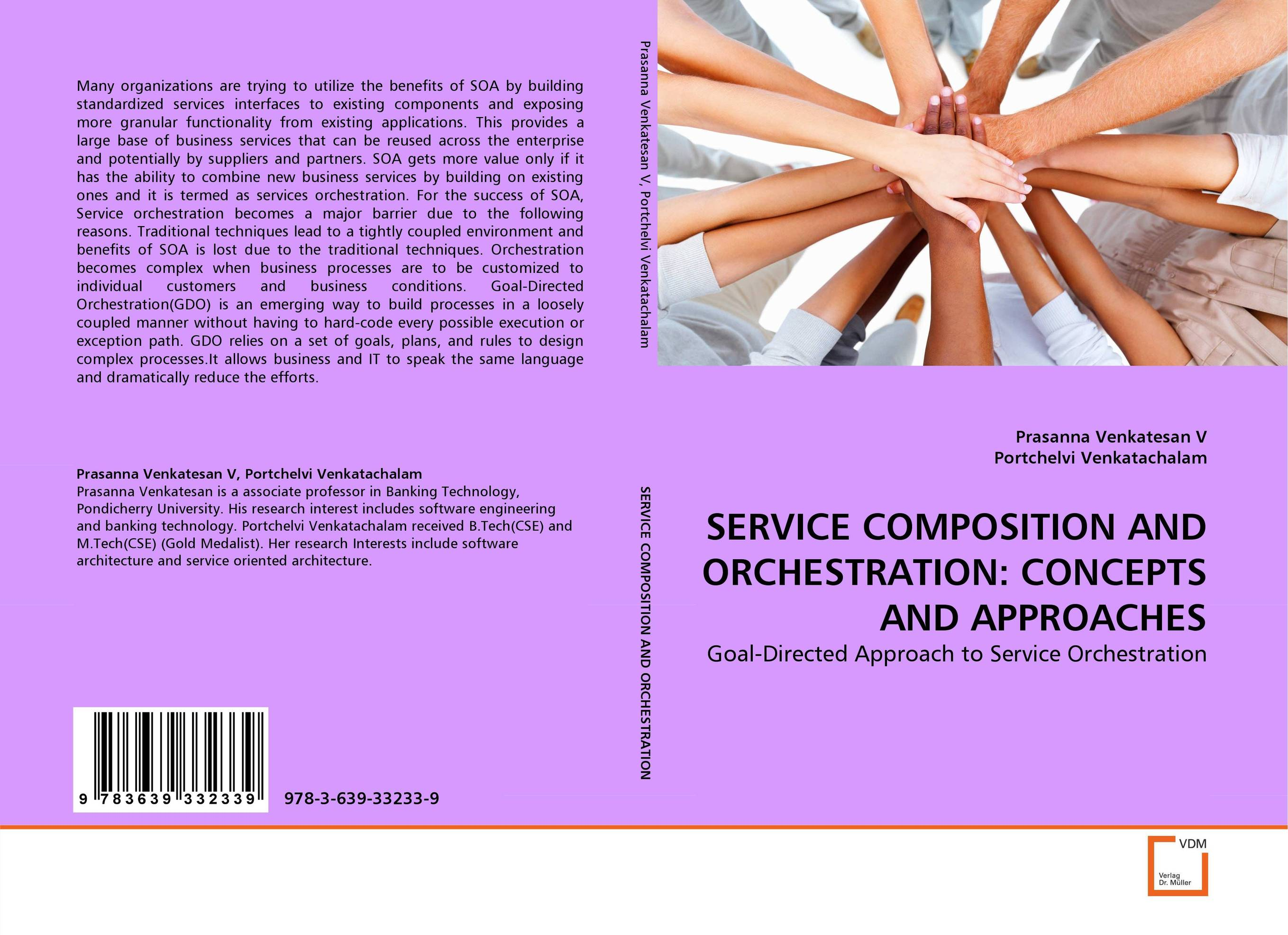 SERVICE COMPOSITION AND ORCHESTRATION: CONCEPTS AND APPROACHES eric marks a service oriented architecture soa governance for the services driven enterprise