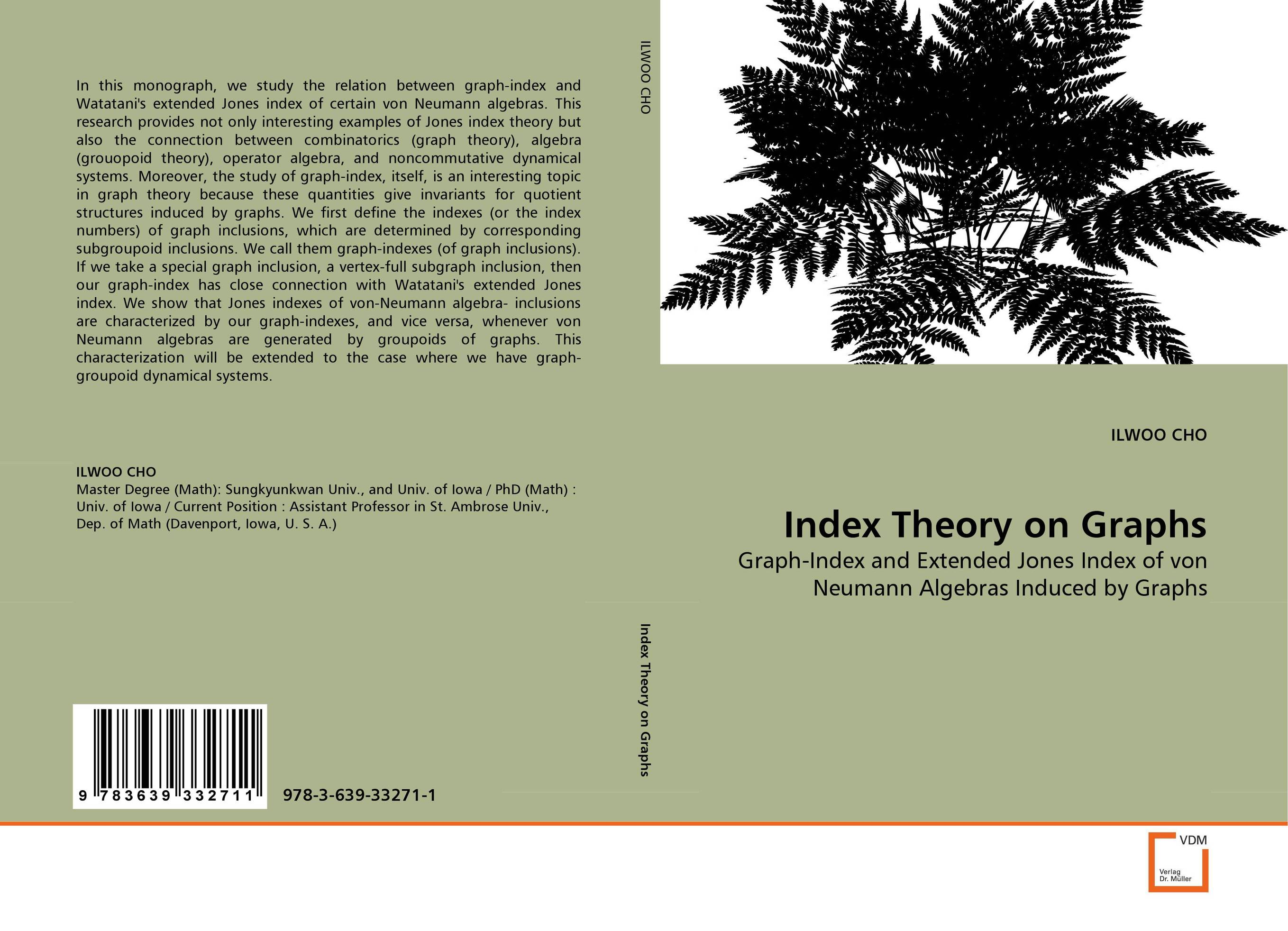 Index Theory on Graphs gerald j murphy c algebras and operator theory