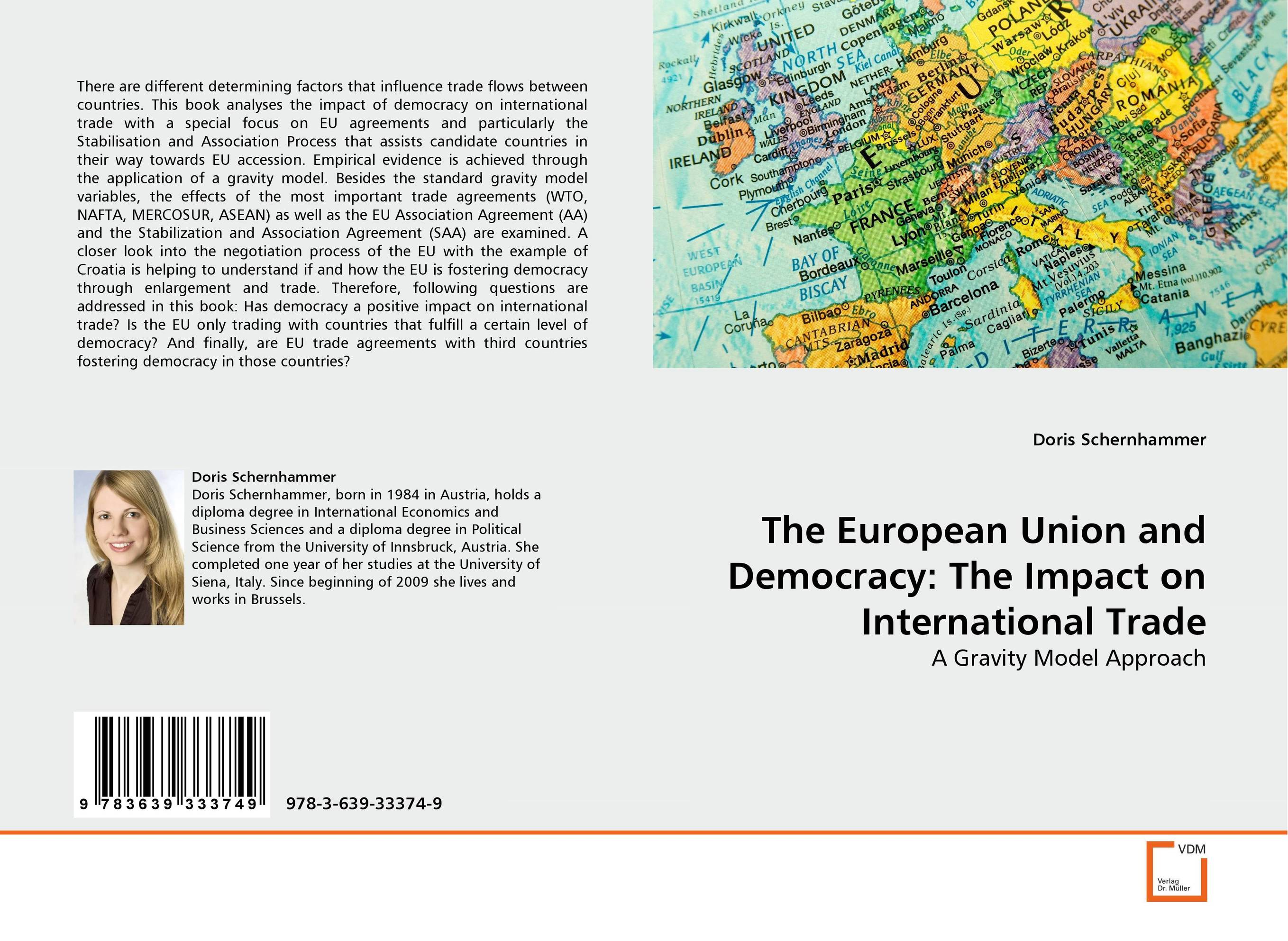 The European Union and Democracy: The Impact on International Trade development of the third european union maritime safety package