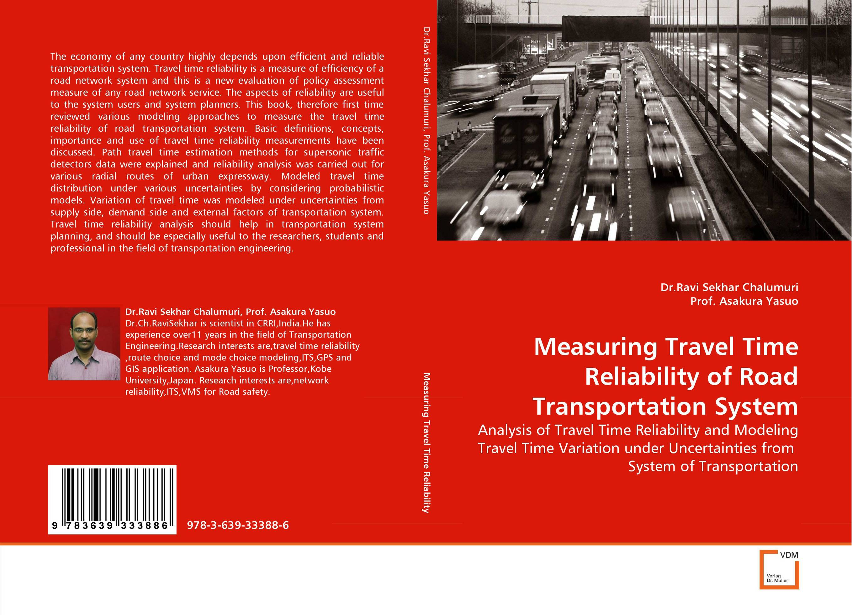 Measuring Travel Time Reliability of Road Transportation System yuanting wang does confucius xiao travel across time and languages