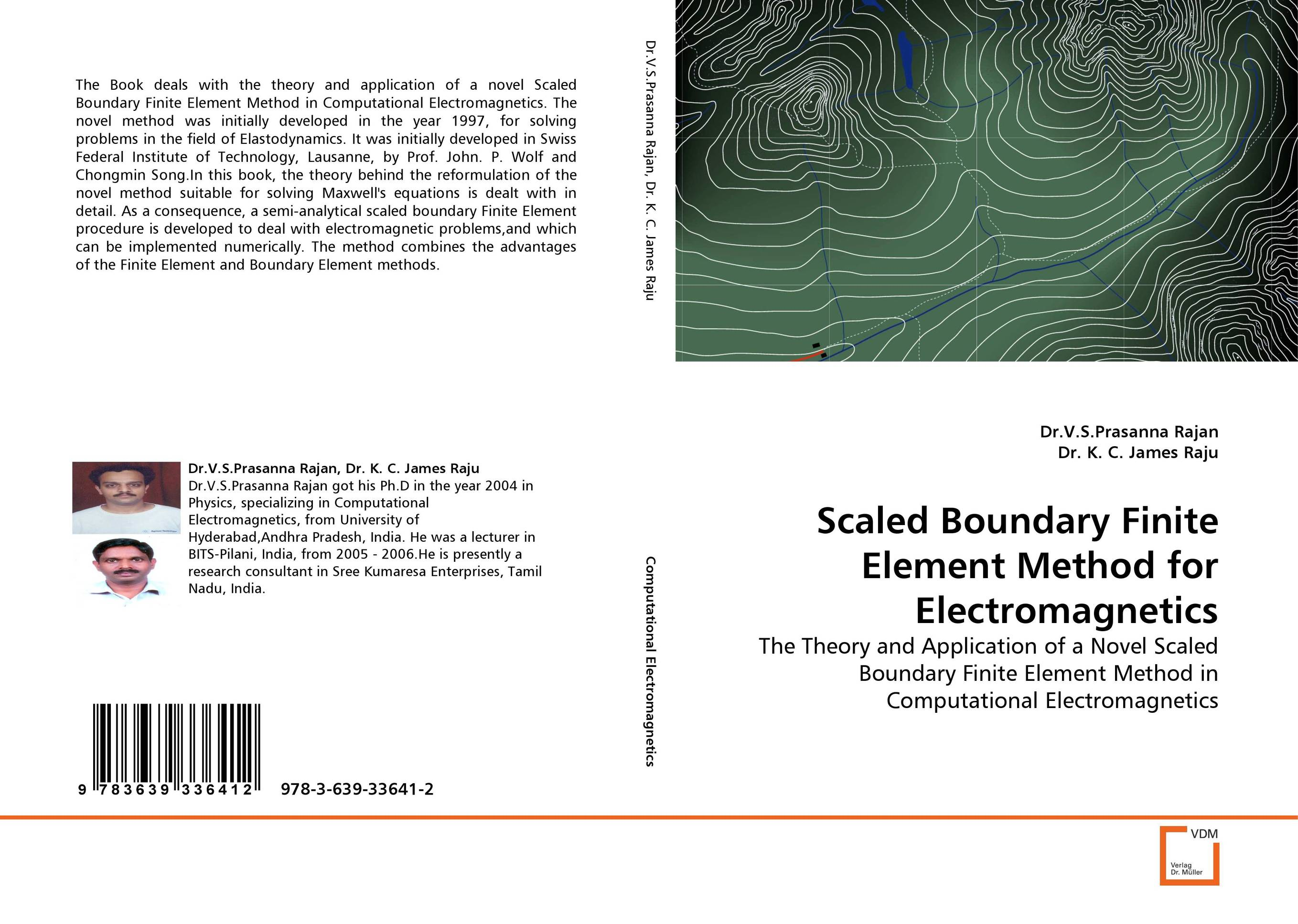 Scaled Boundary Finite Element Method for Electromagnetics a novel valuation method for a novel industry