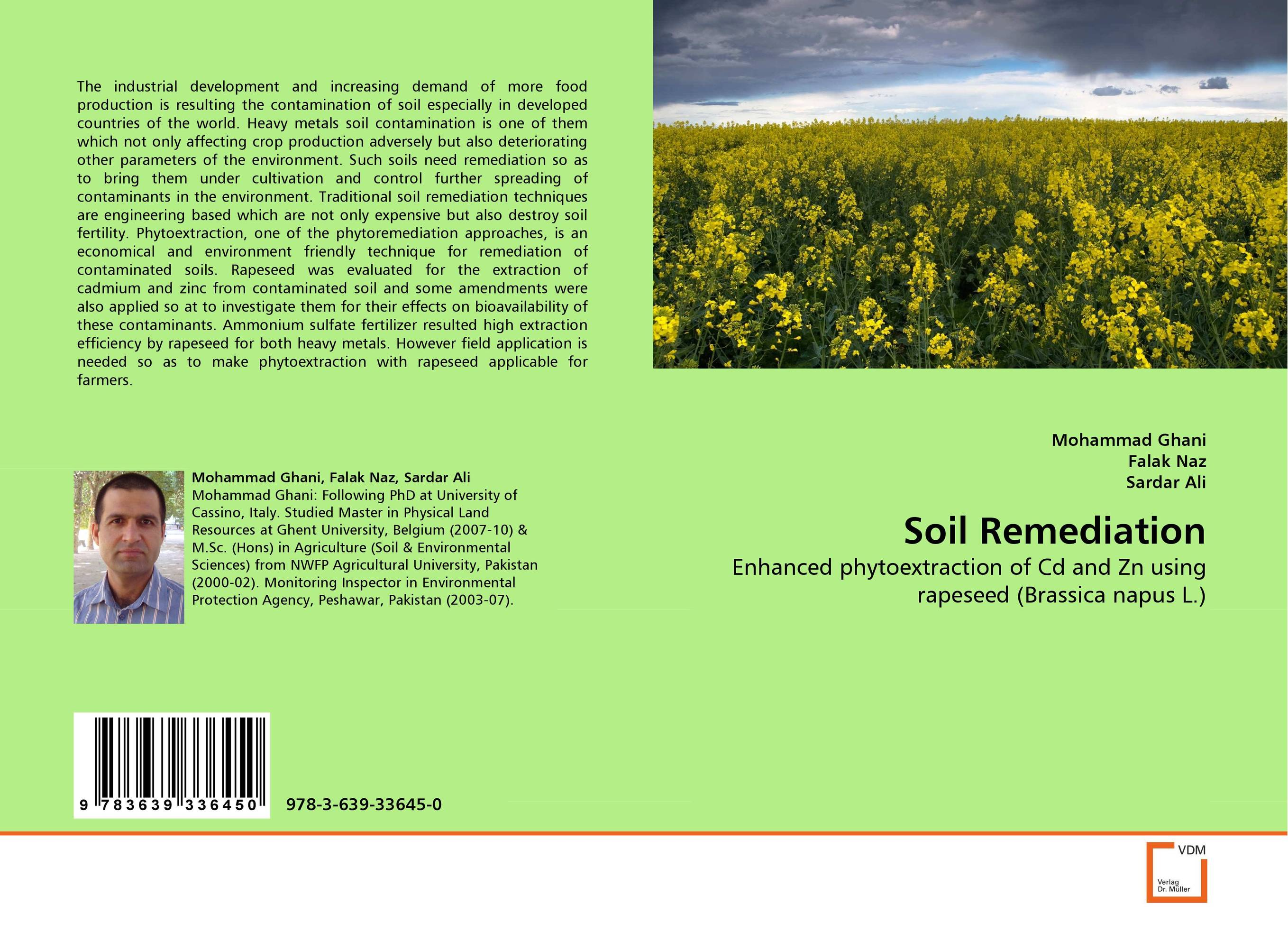 Soil Remediation g voigt remediation of contaminated environments 14