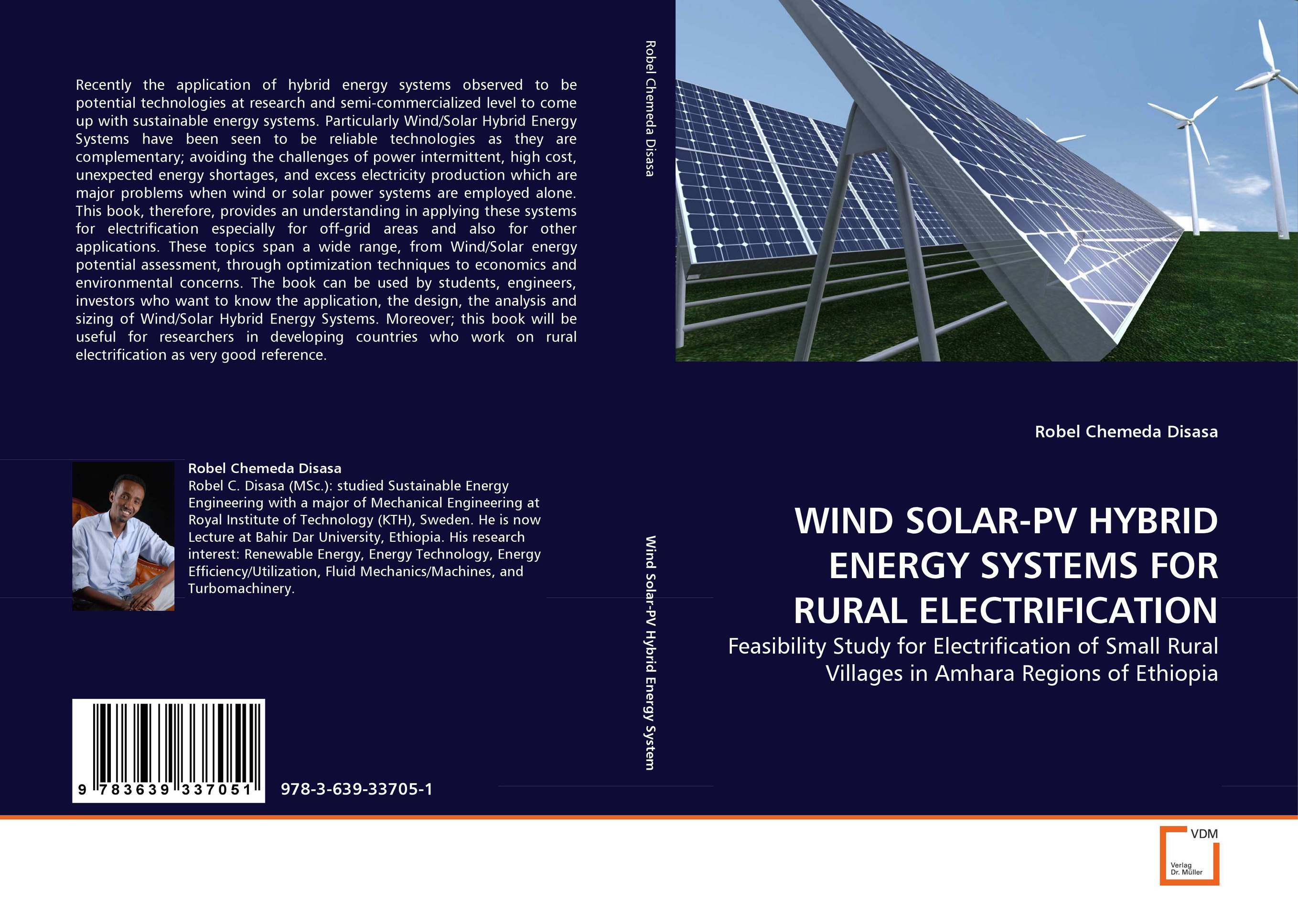 WIND SOLAR-PV HYBRID ENERGY SYSTEMS FOR RURAL ELECTRIFICATION