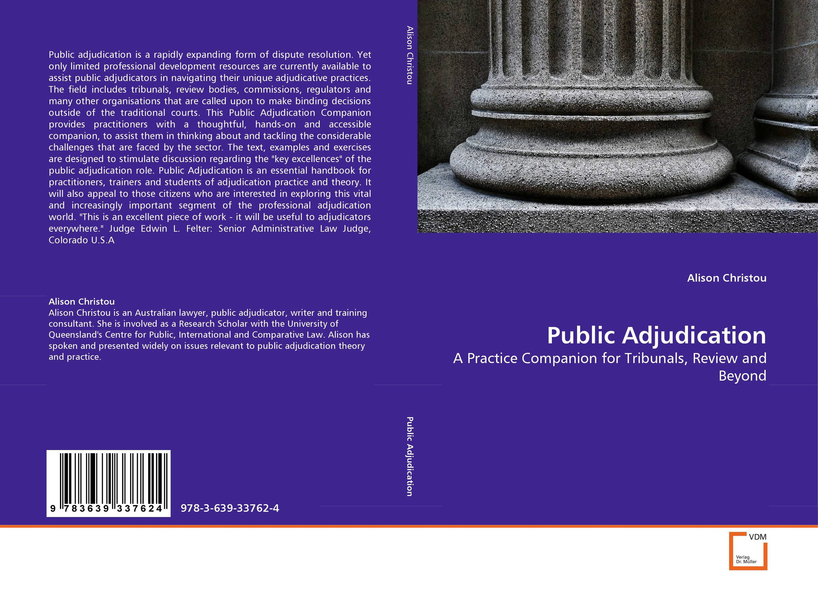 Public Adjudication