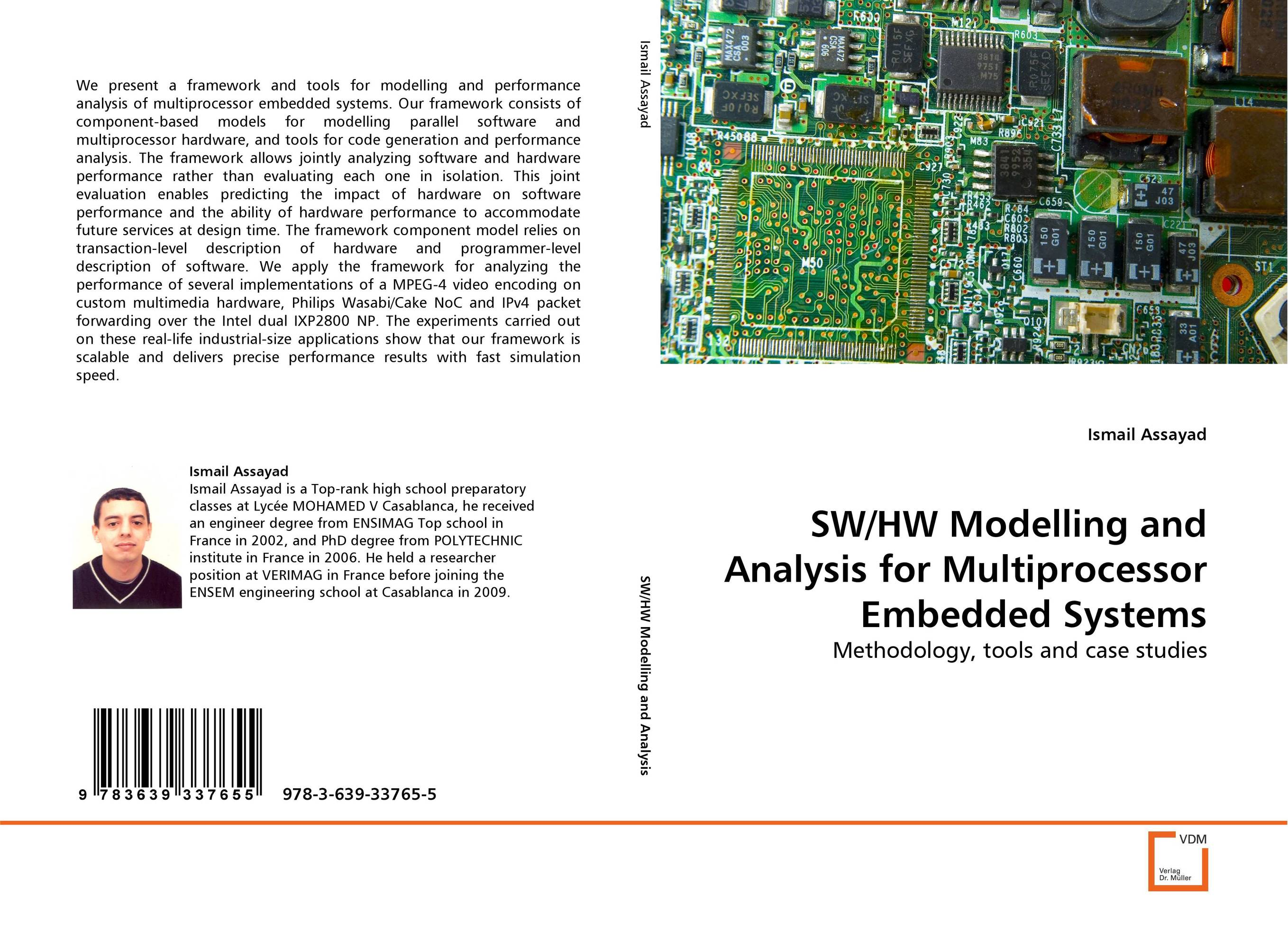 SW/HW Modelling and Analysis for Multiprocessor Embedded Systems predicting performance