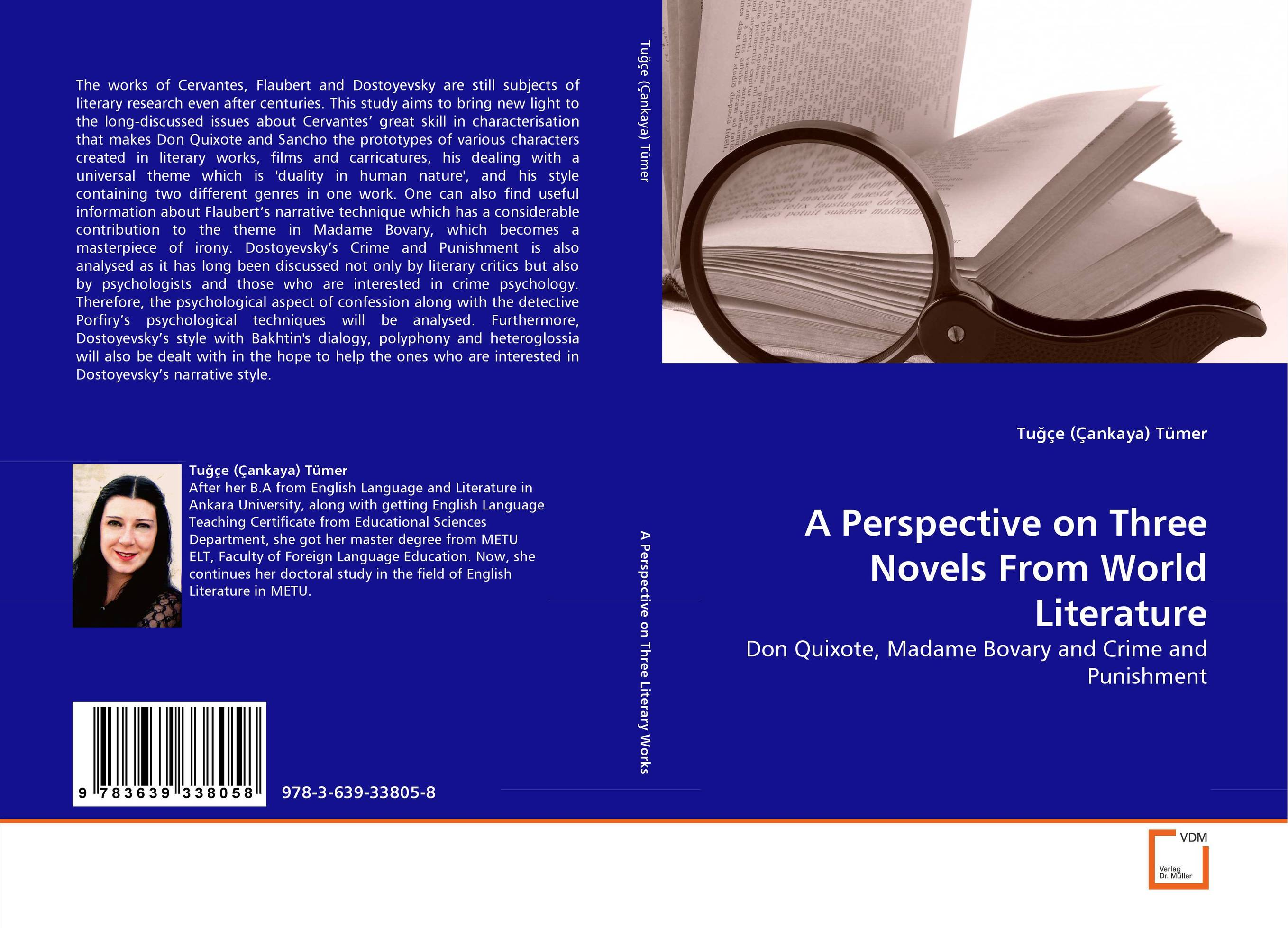 A Perspective on Three Novels From World Literature a new perspective on the evaluation of elt materials