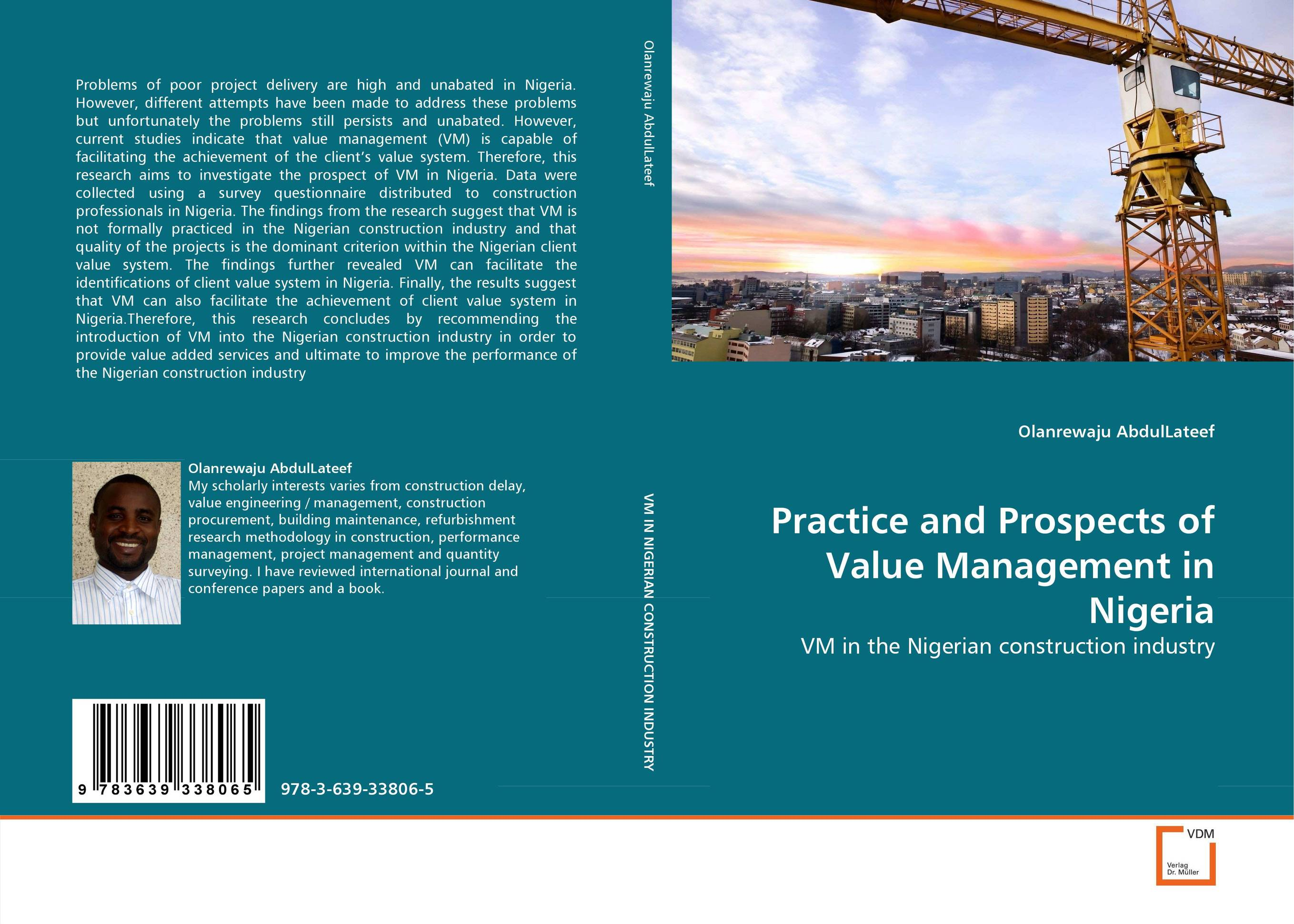 Practice and Prospects of Value Management in Nigeria kitcyo588750pac103637 value kit crayola pip squeaks telescoping marker tower cyo588750 and pacon riverside construction paper pac103637