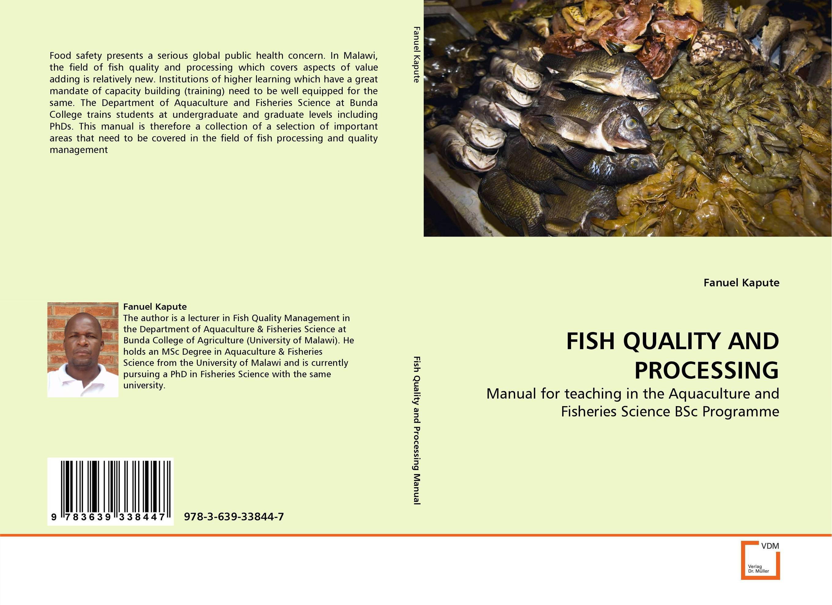 FISH QUALITY AND PROCESSING comparison of global fisheries' efficiency levels using meta frontier