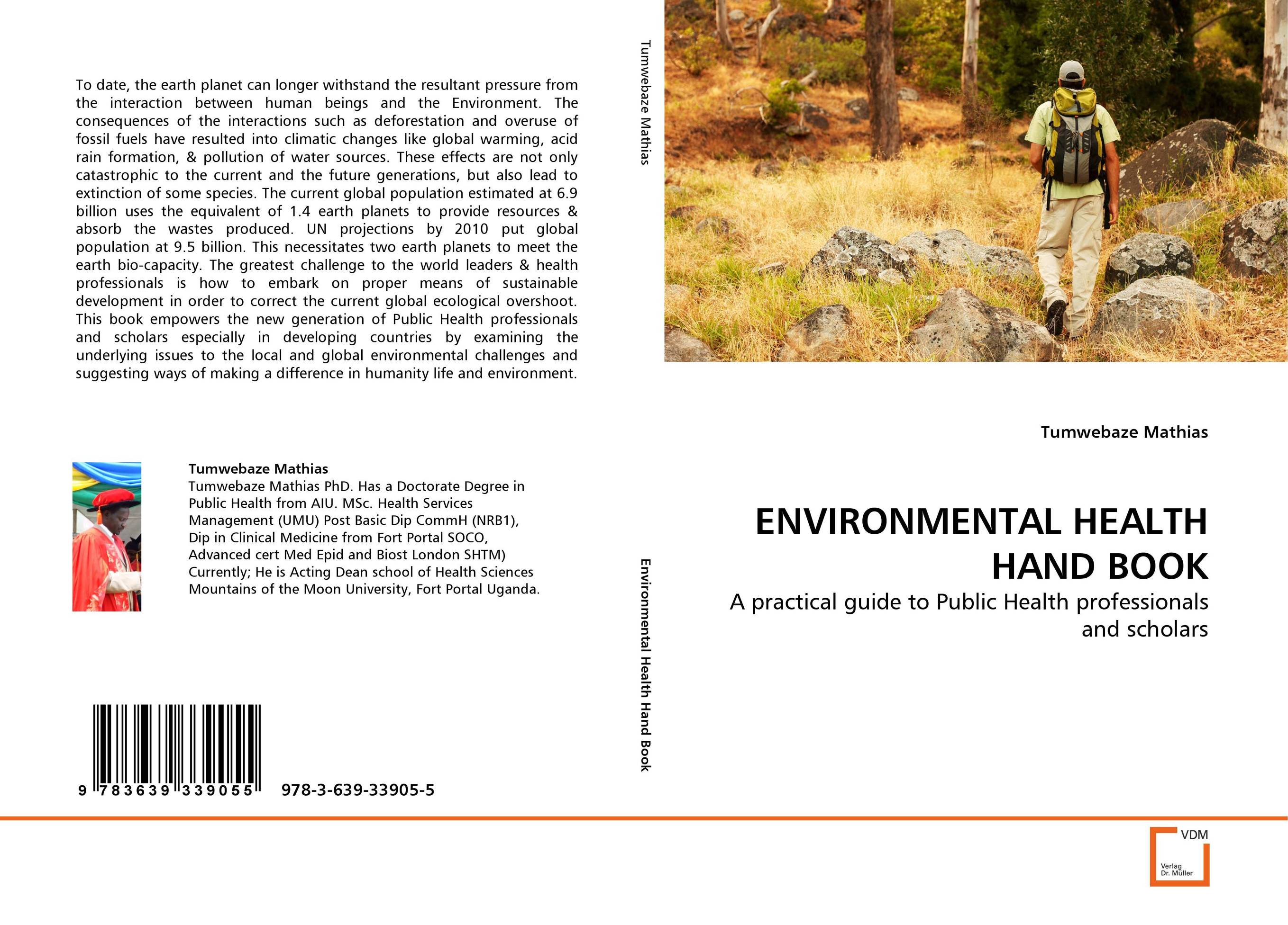 ENVIRONMENTAL HEALTH HAND BOOK from the earth to the moon