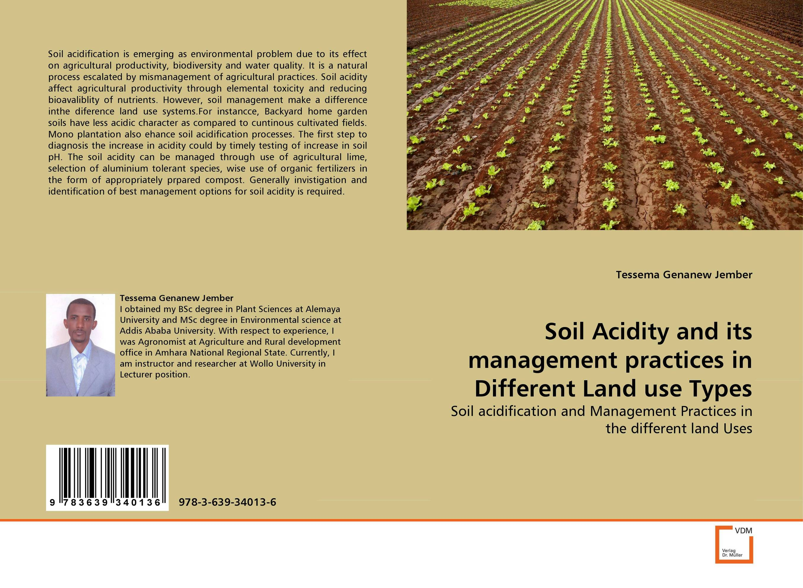 Soil Acidity and its management practices in Different Land use Types the diagnosis and management of agitation