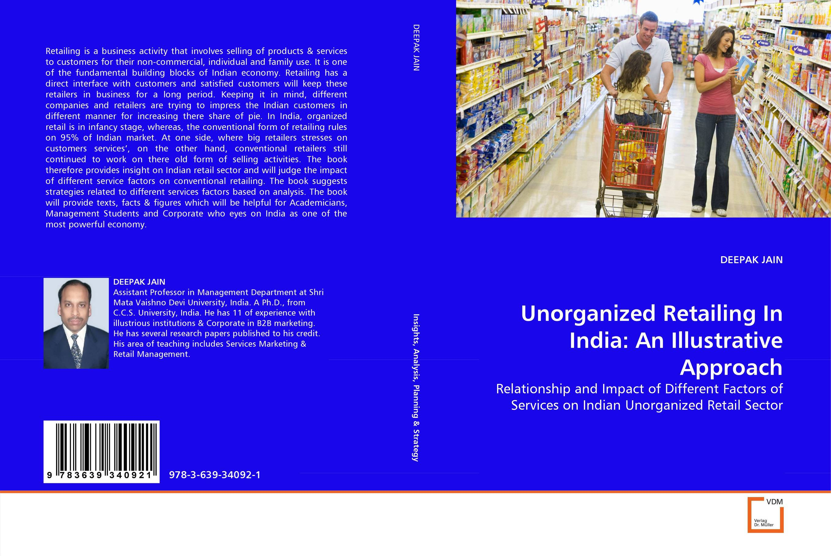 Unorganized Retailing In India: An Illustrative Approach davidson retailing management 4ed