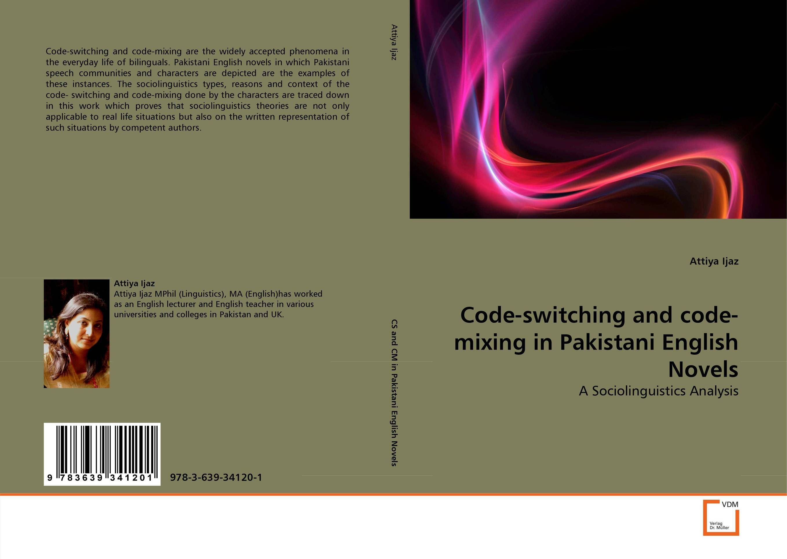 Code-switching and code-mixing in Pakistani English Novels fluids mixing and displacement in inclined geometries