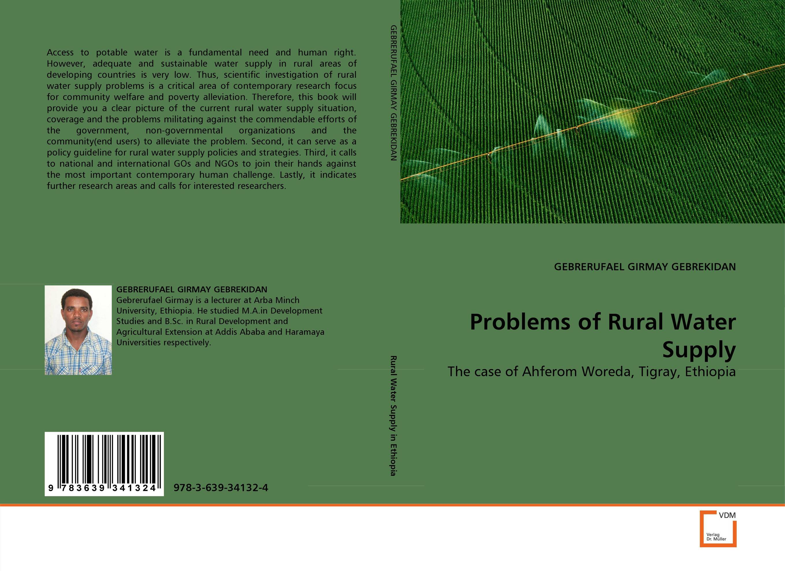 Problems of Rural Water Supply sikhulumile sinyolo smallholder irrigation water security and rural household welfare