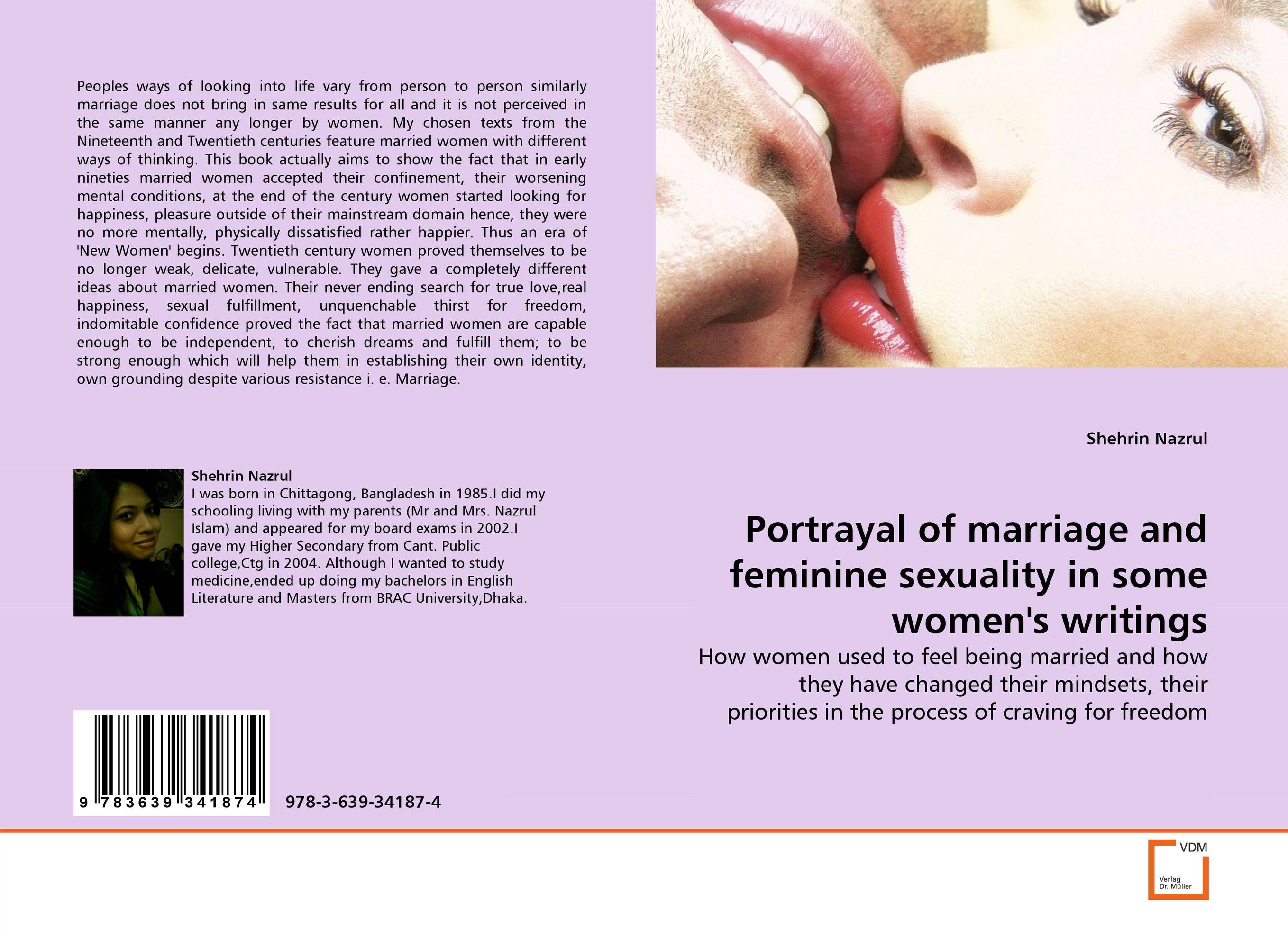 Portrayal of marriage and feminine sexuality in some women''s writings violet ugrat ways to heaven colonization of mars i