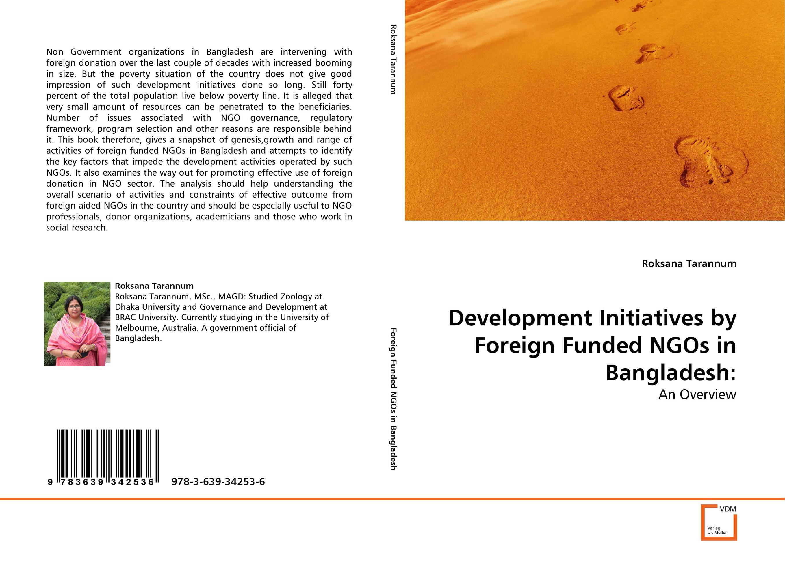 Development Initiatives by Foreign Funded NGOs in Bangladesh: ngos
