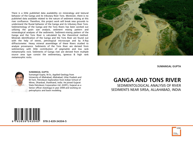 GANGA AND TONS RIVER hydrogeochemistry in chhoti gandak river basin ganga plain