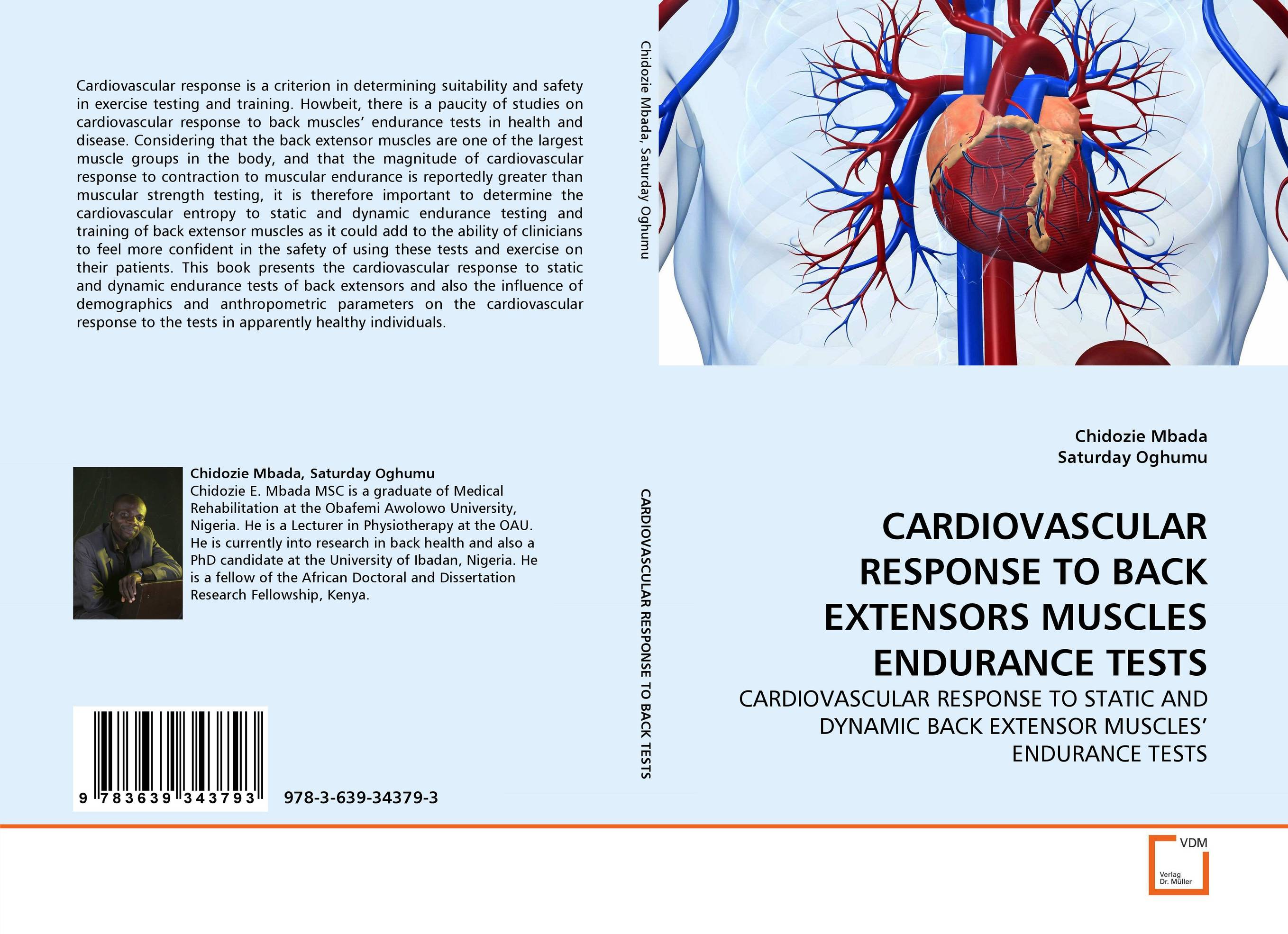 CARDIOVASCULAR RESPONSE TO BACK EXTENSORS MUSCLES ENDURANCE TESTS cardiovascular changes and unconjugated hyperbilirubinemia in neonates