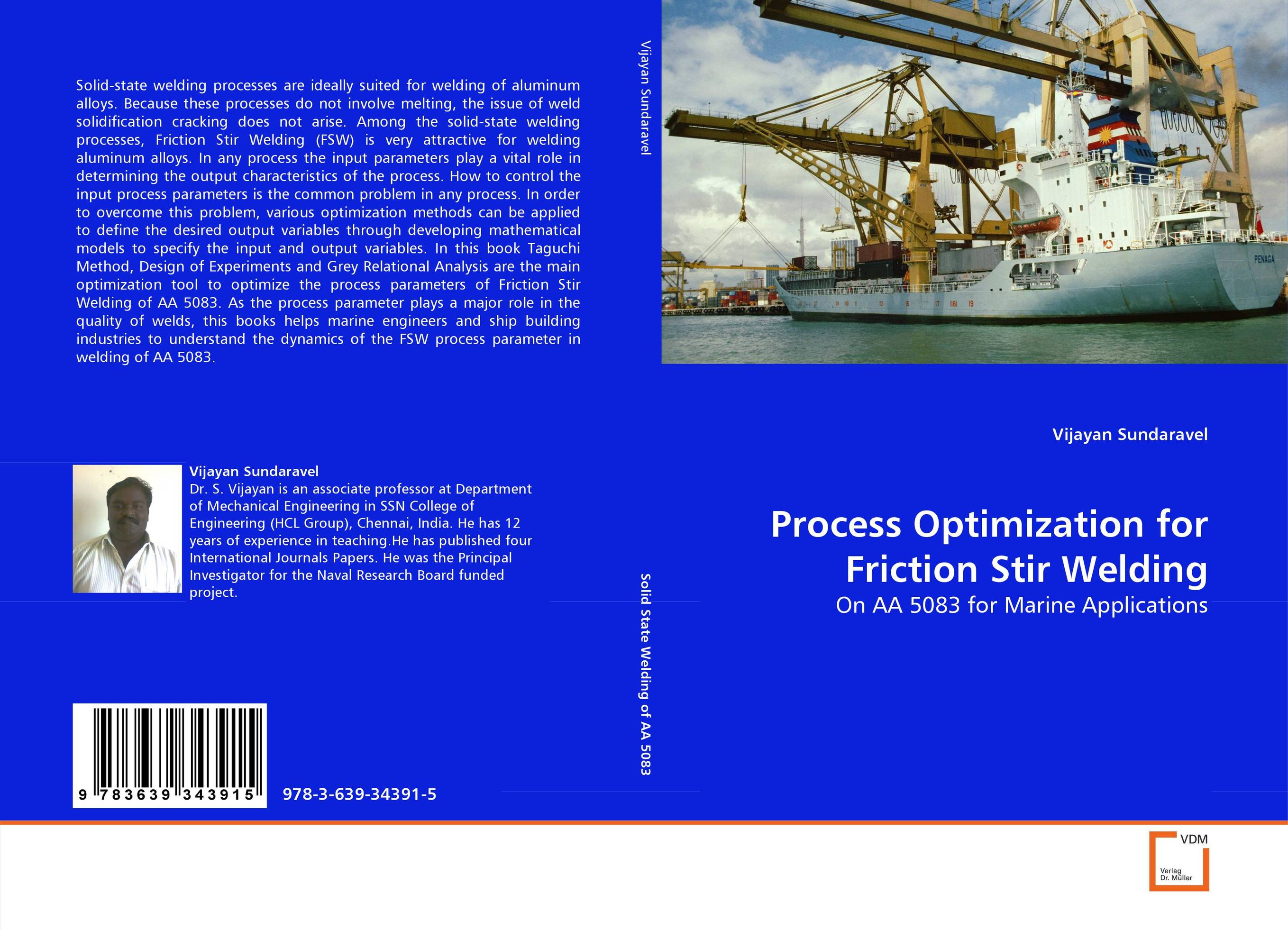 Process Optimization for Friction Stir Welding optimization of design parameters for the rigid drive disc of clutch