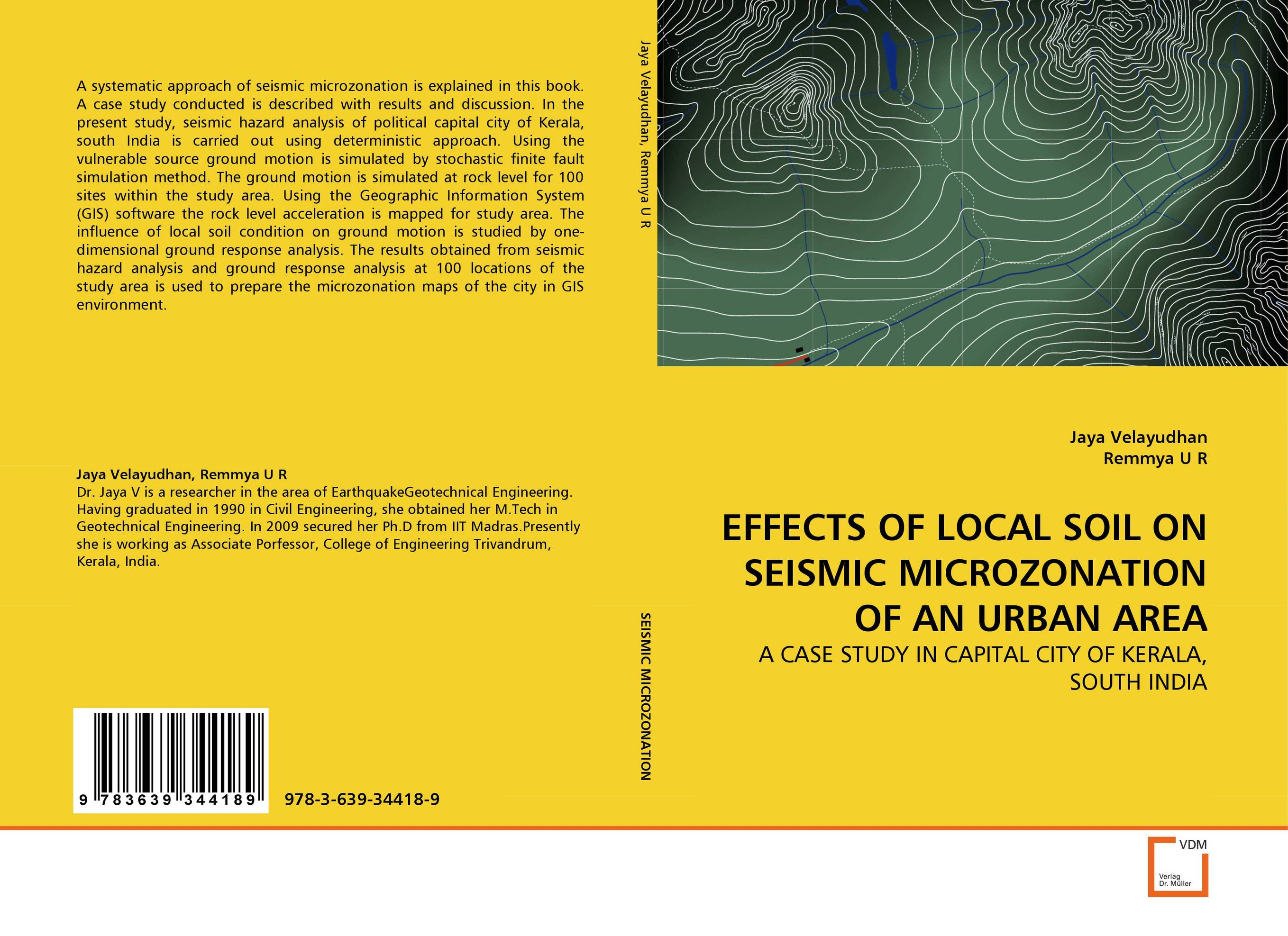 EFFECTS OF LOCAL SOIL ON SEISMIC MICROZONATION OF AN URBAN AREA