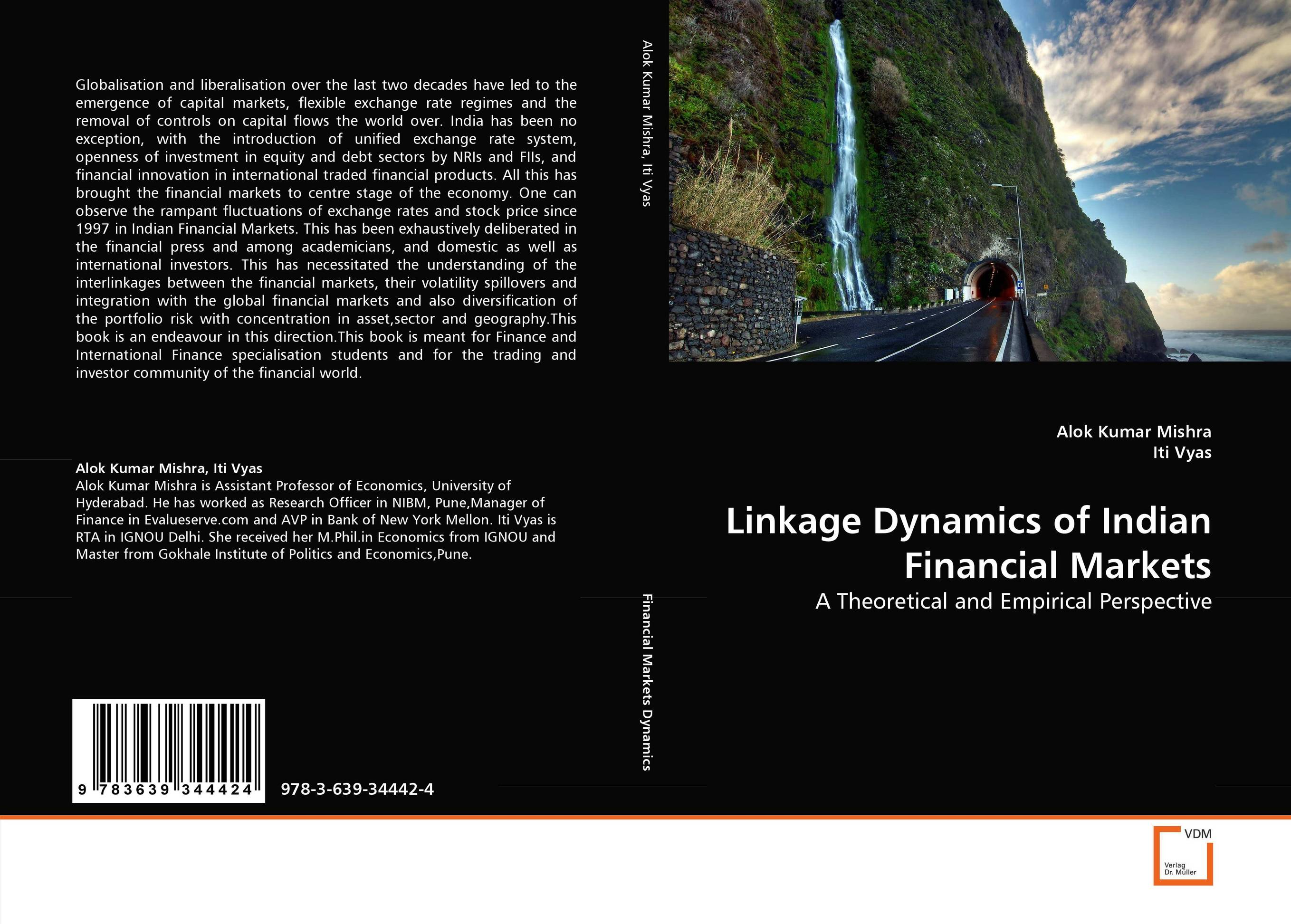 Linkage Dynamics of Indian Financial Markets powers inside the financial futures markets