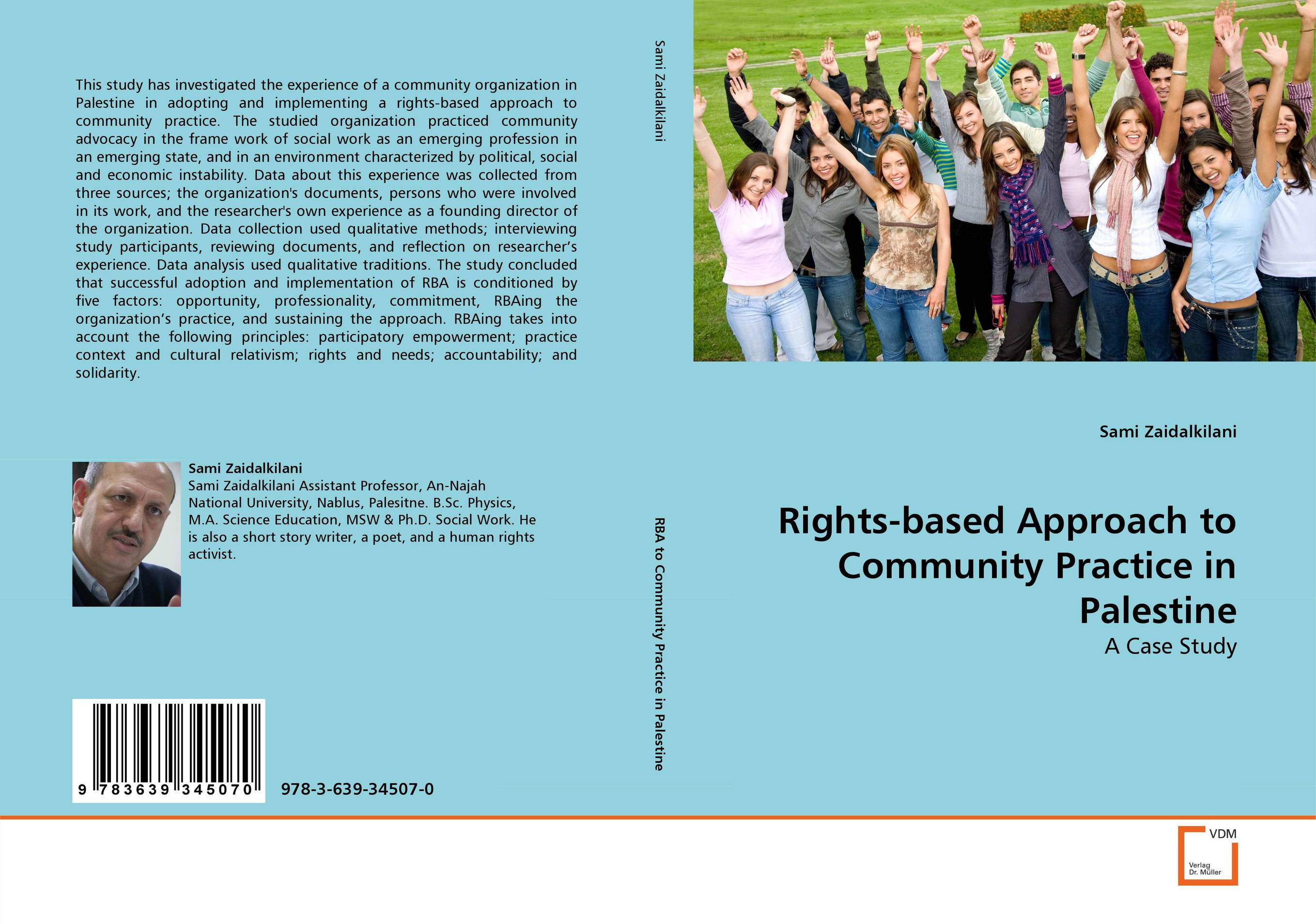 Rights-based Approach to Community Practice in Palestine
