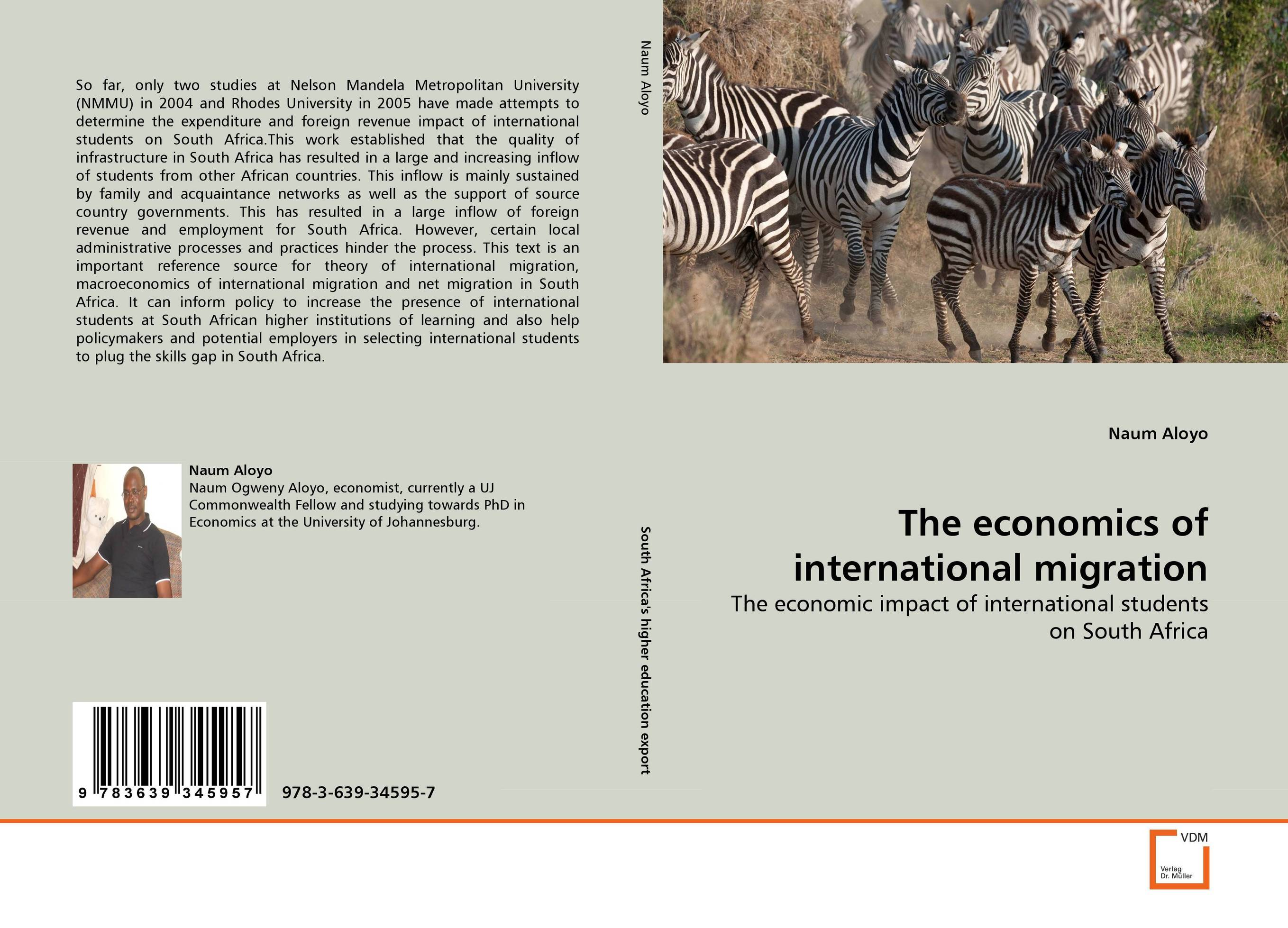 The economics of international migration south african mnes in africa