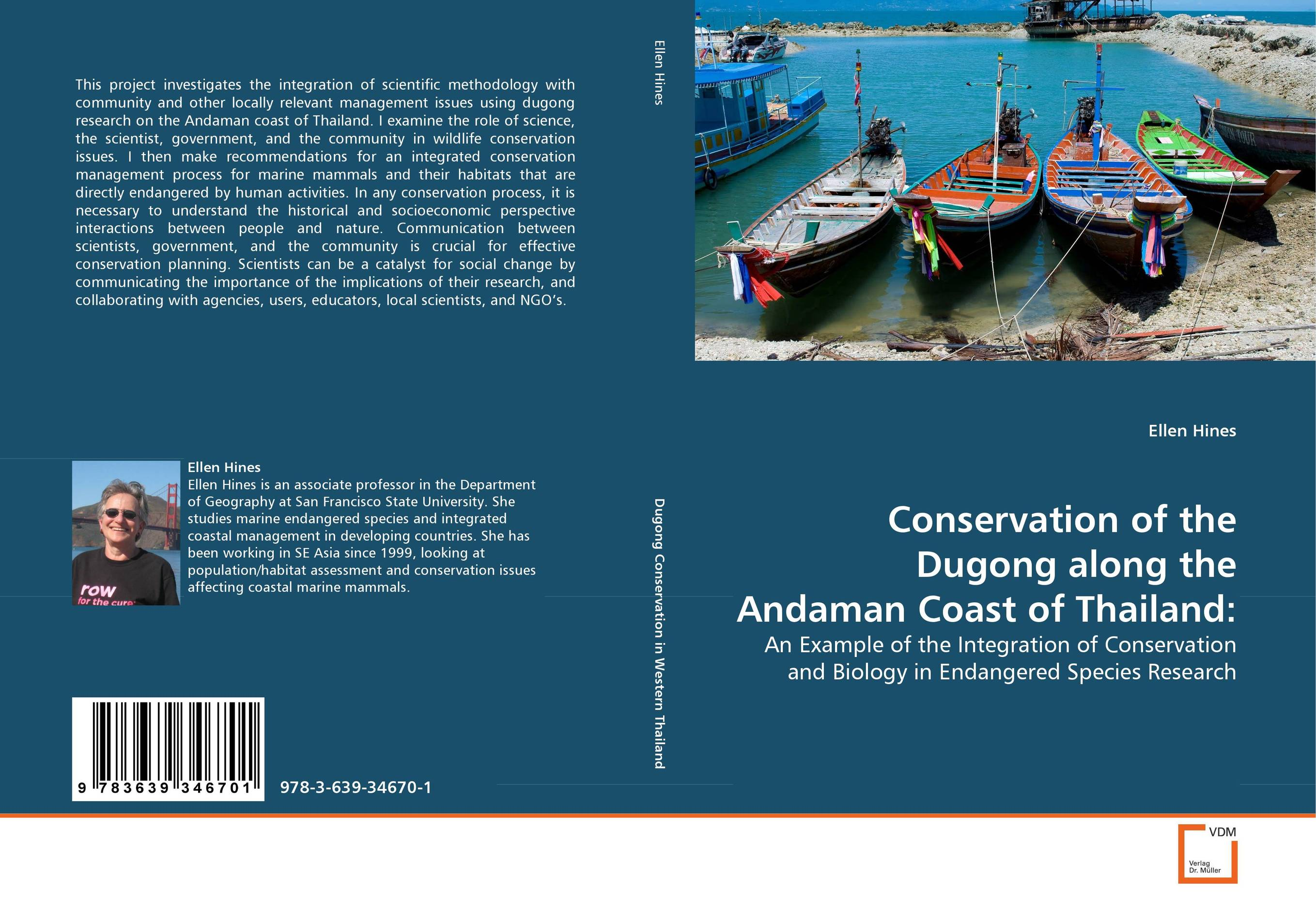 Conservation of the Dugong along the Andaman Coast of Thailand:
