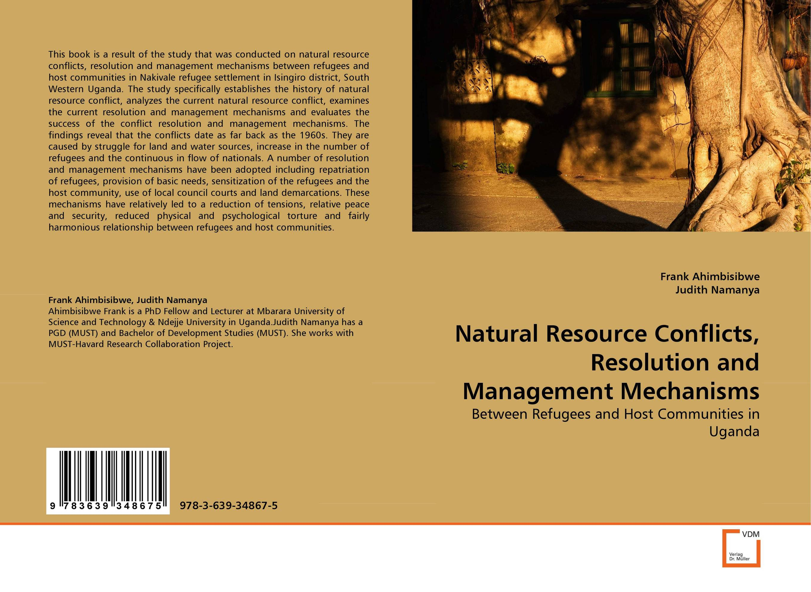 Natural Resource Conflicts, Resolution and Management Mechanisms livestock grazing and natural resource management in kumaon hills