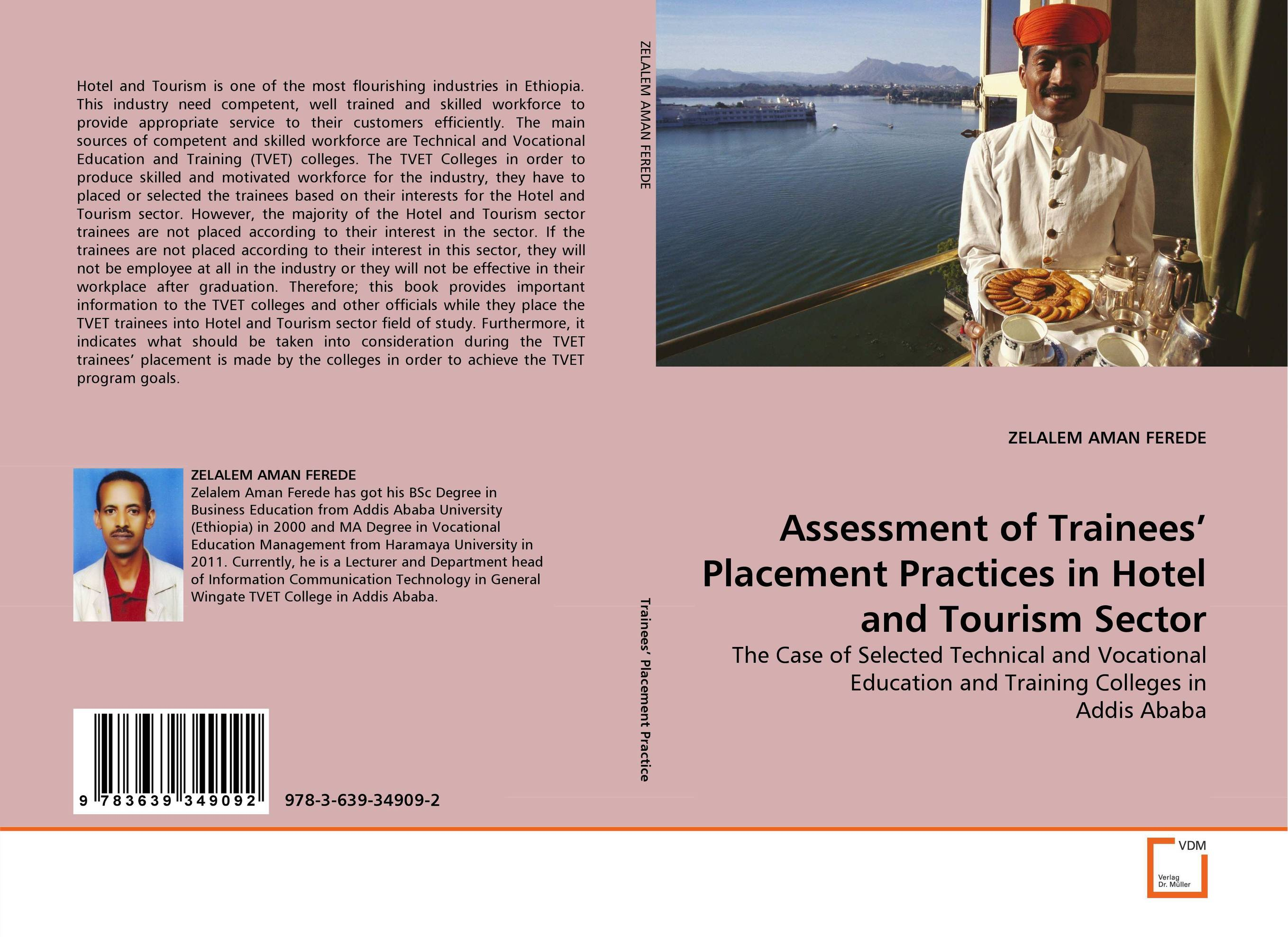 Assessment of Trainees'' Placement Practices in Hotel and Tourism Sector francis o hara be my guest english for the hotel industry student s book