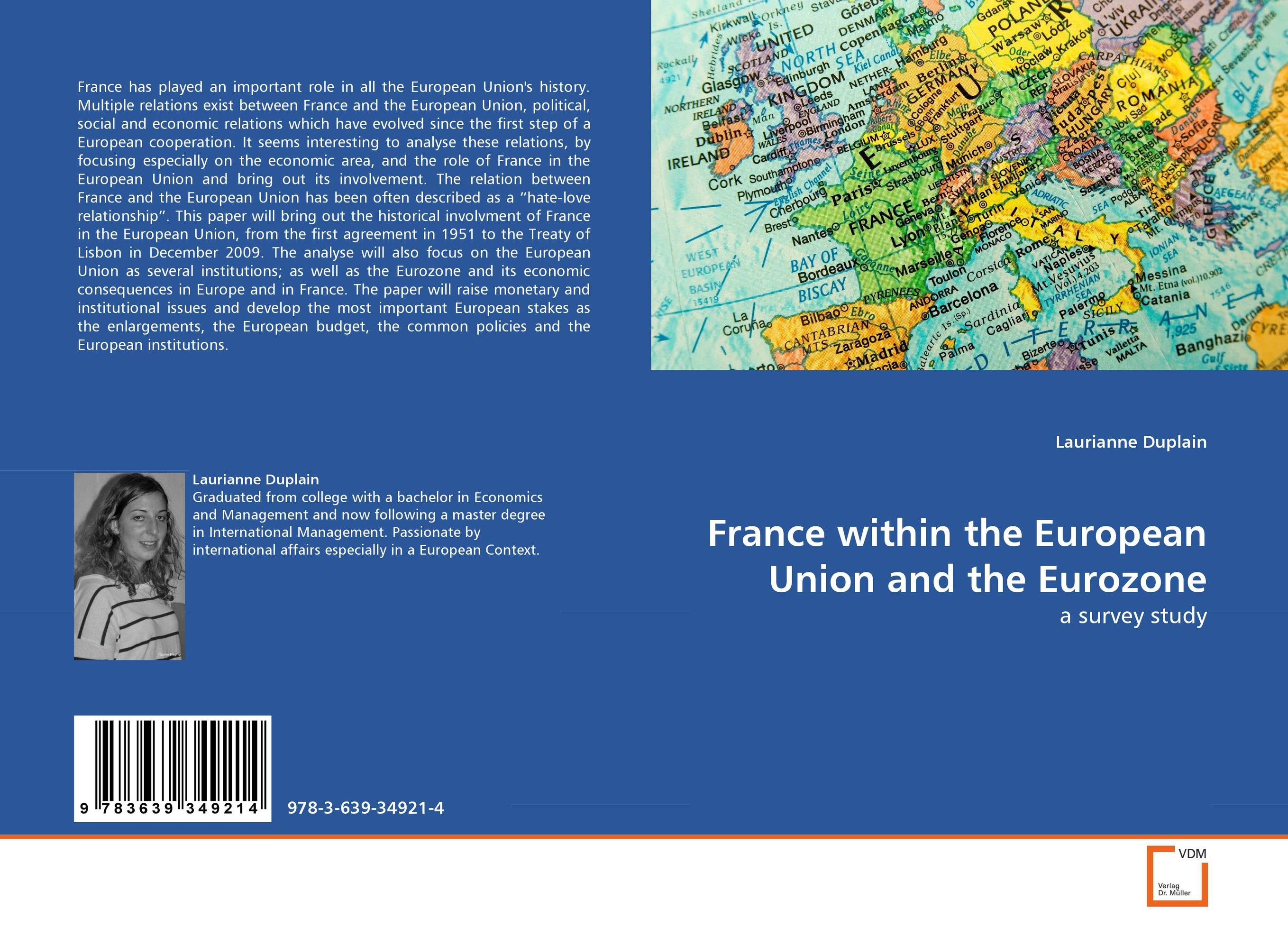 France within the European Union and the Eurozone development of the third european union maritime safety package