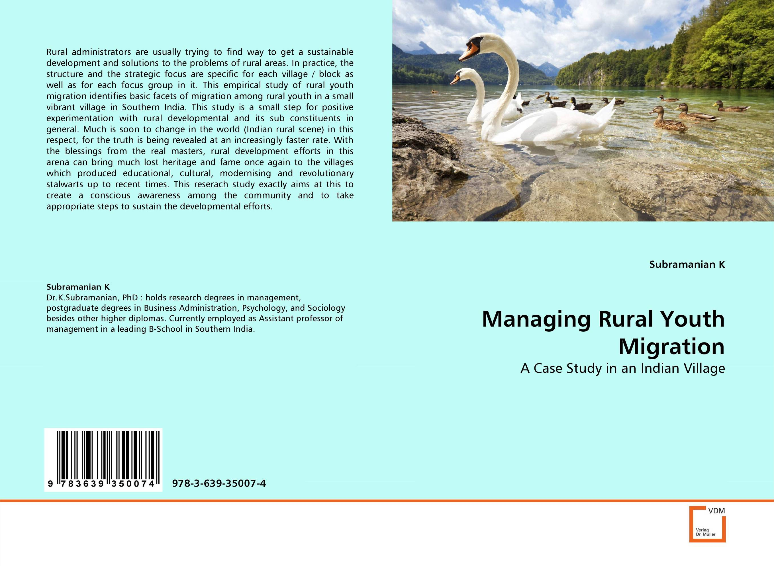Managing Rural Youth Migration a strategy for managing teacher migration in southern africa