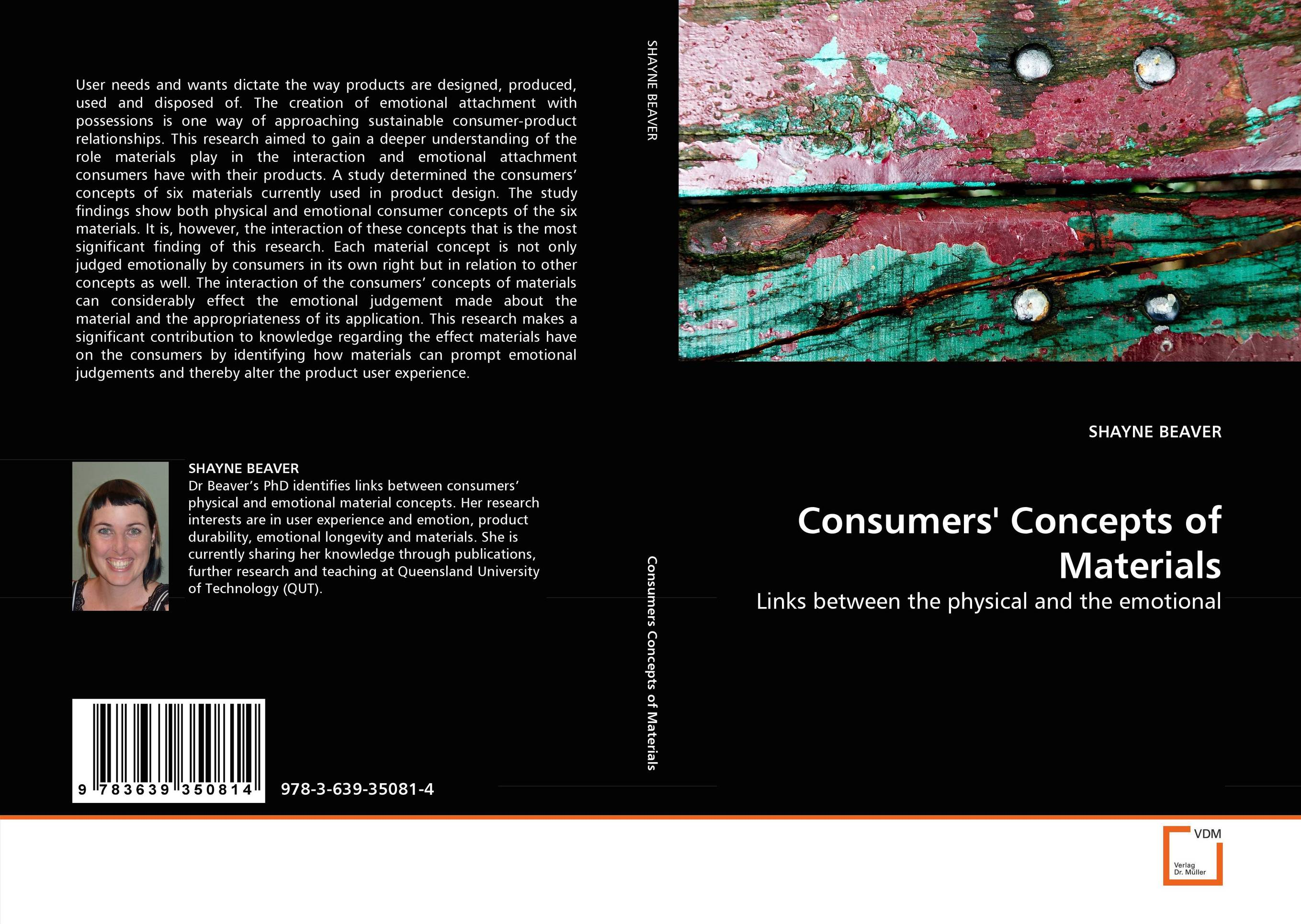 Consumers'' Concepts of Materials