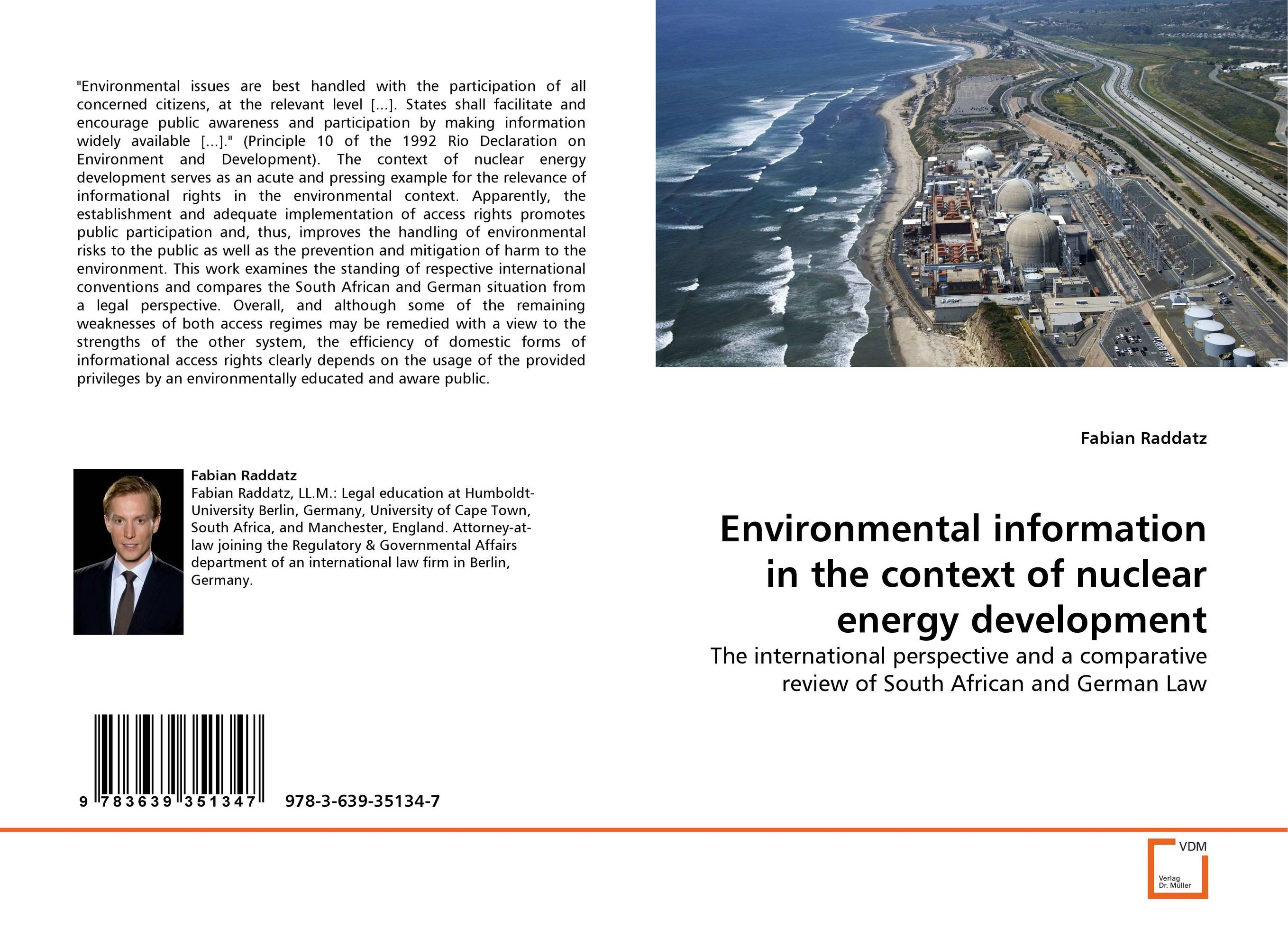 Environmental information in the context of nuclear energy development the public participation in the selection of justice in indonesia