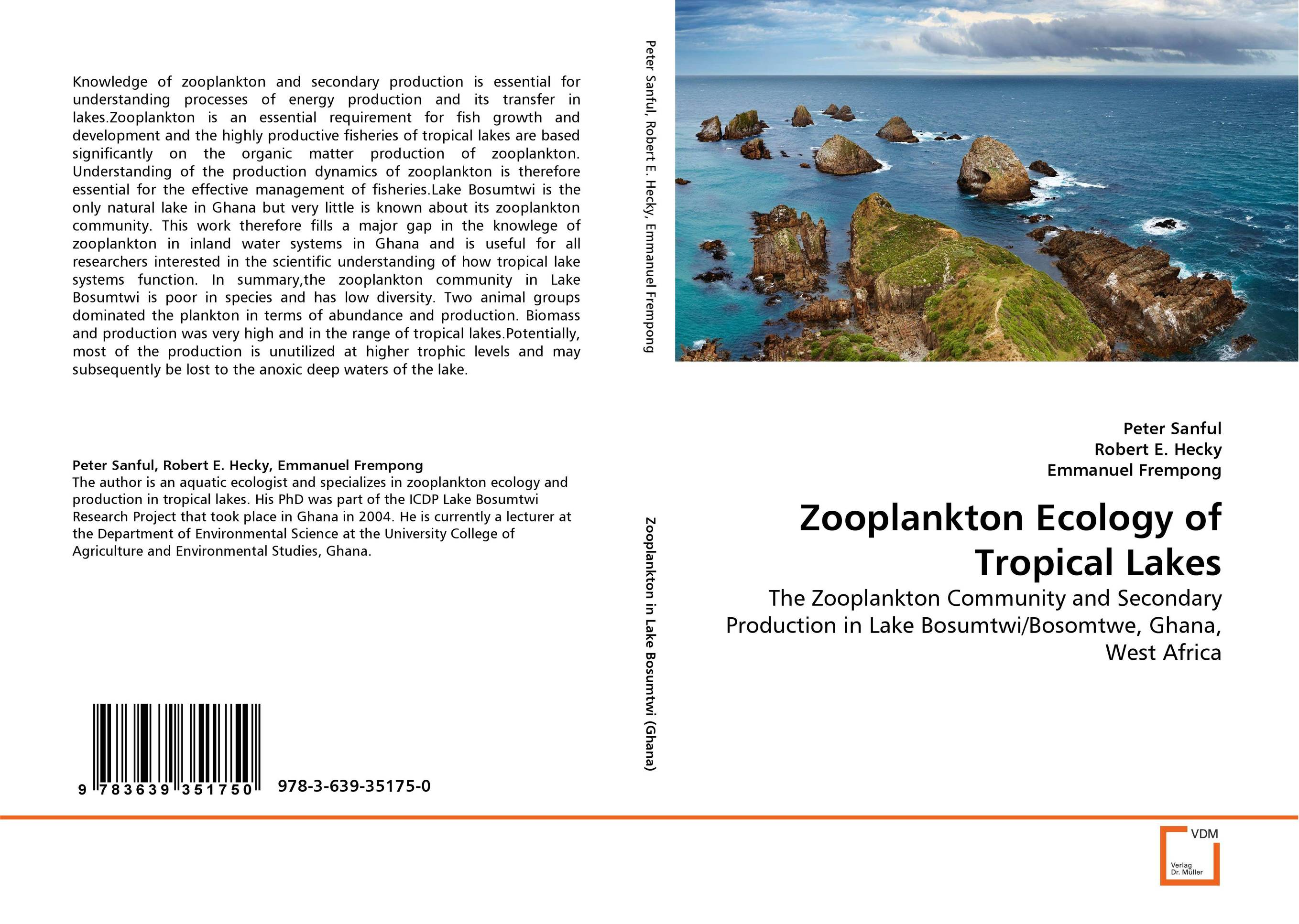 Zooplankton Ecology of Tropical Lakes the sky is falling – understanding