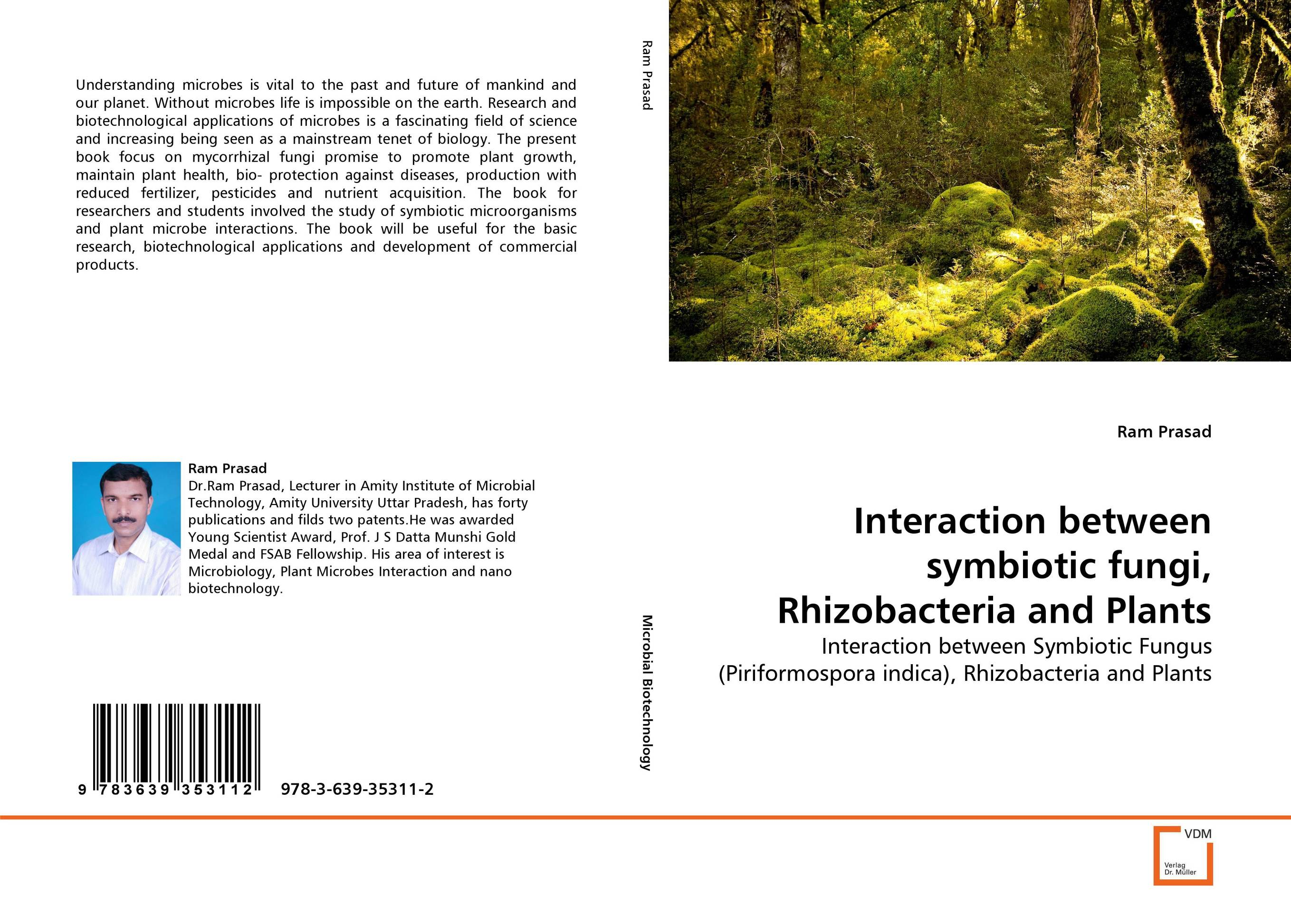 Interaction between symbiotic fungi, Rhizobacteria and Plants manisha sharma ajit varma and harsha kharkwal interaction of symbiotic fungus with fenugreek