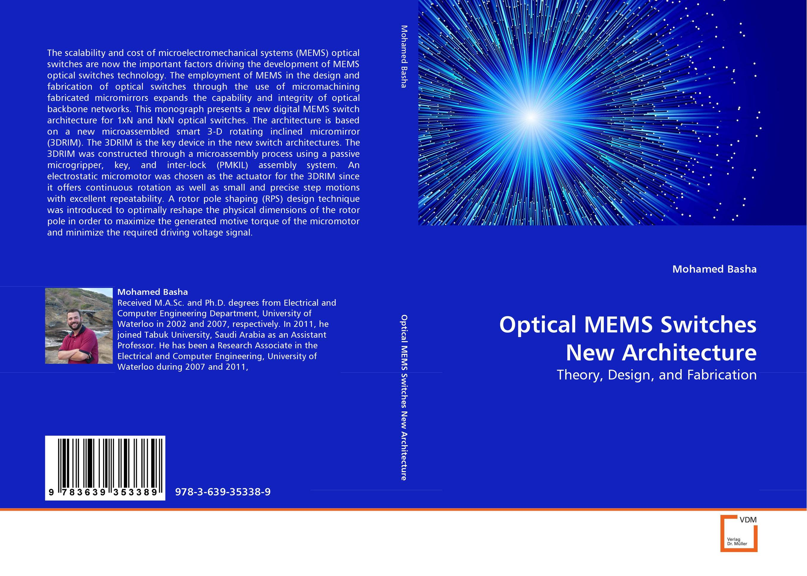 Optical MEMS Switches New Architecture купить