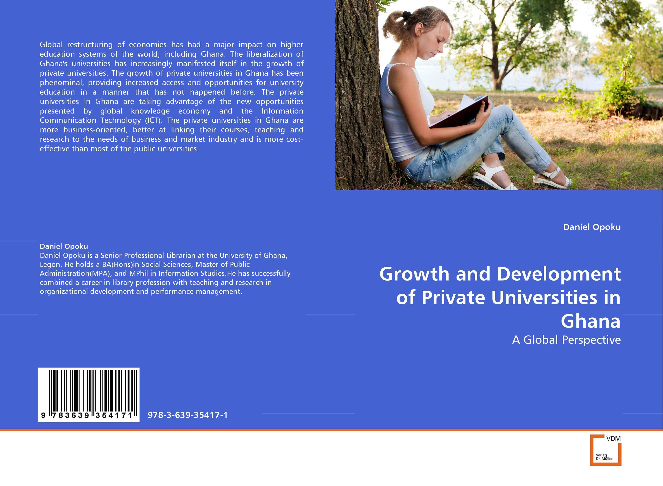 Growth and Development of Private Universities in Ghana