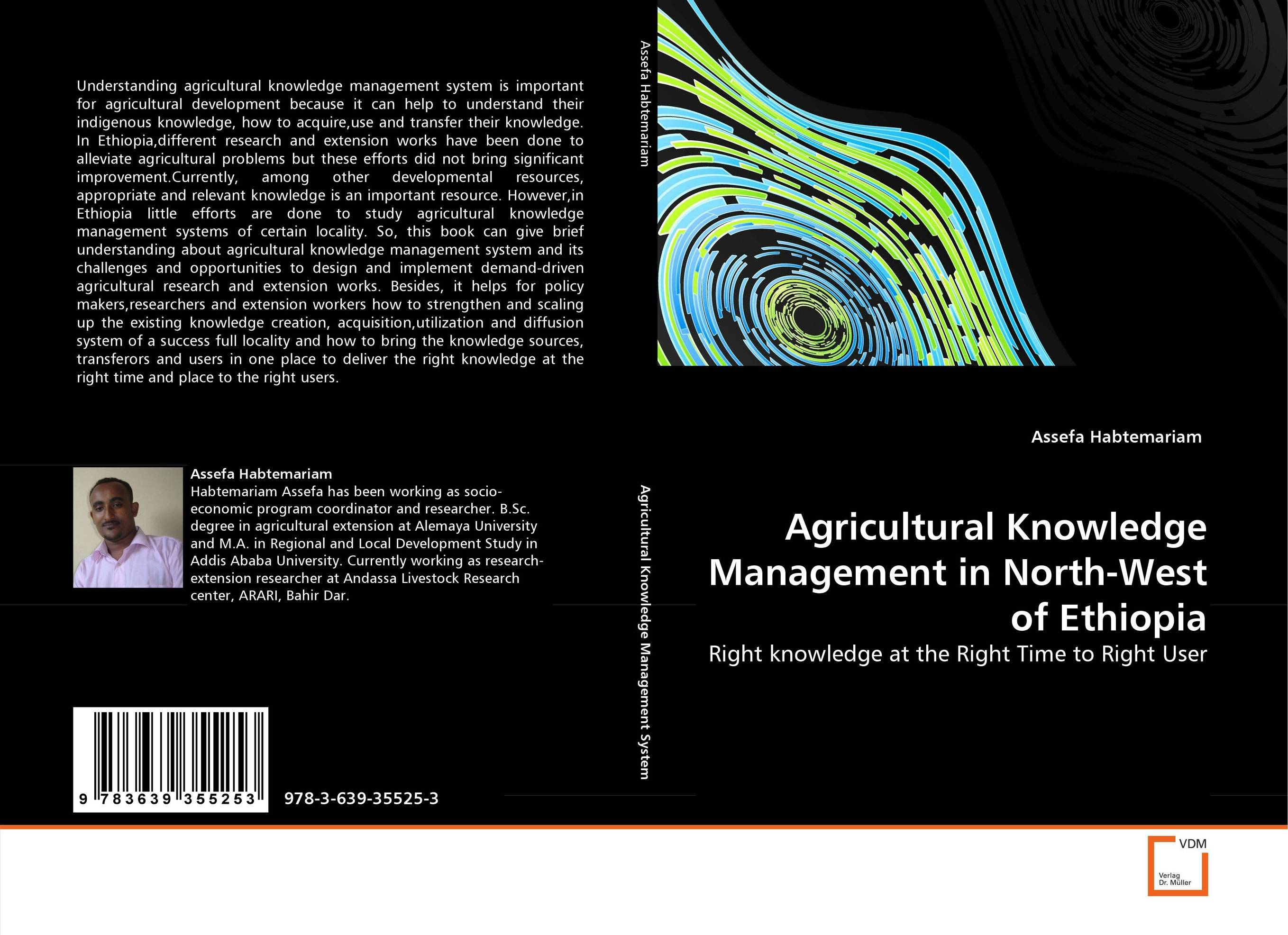 Agricultural Knowledge Management in North-West of Ethiopia agricultural marketing management