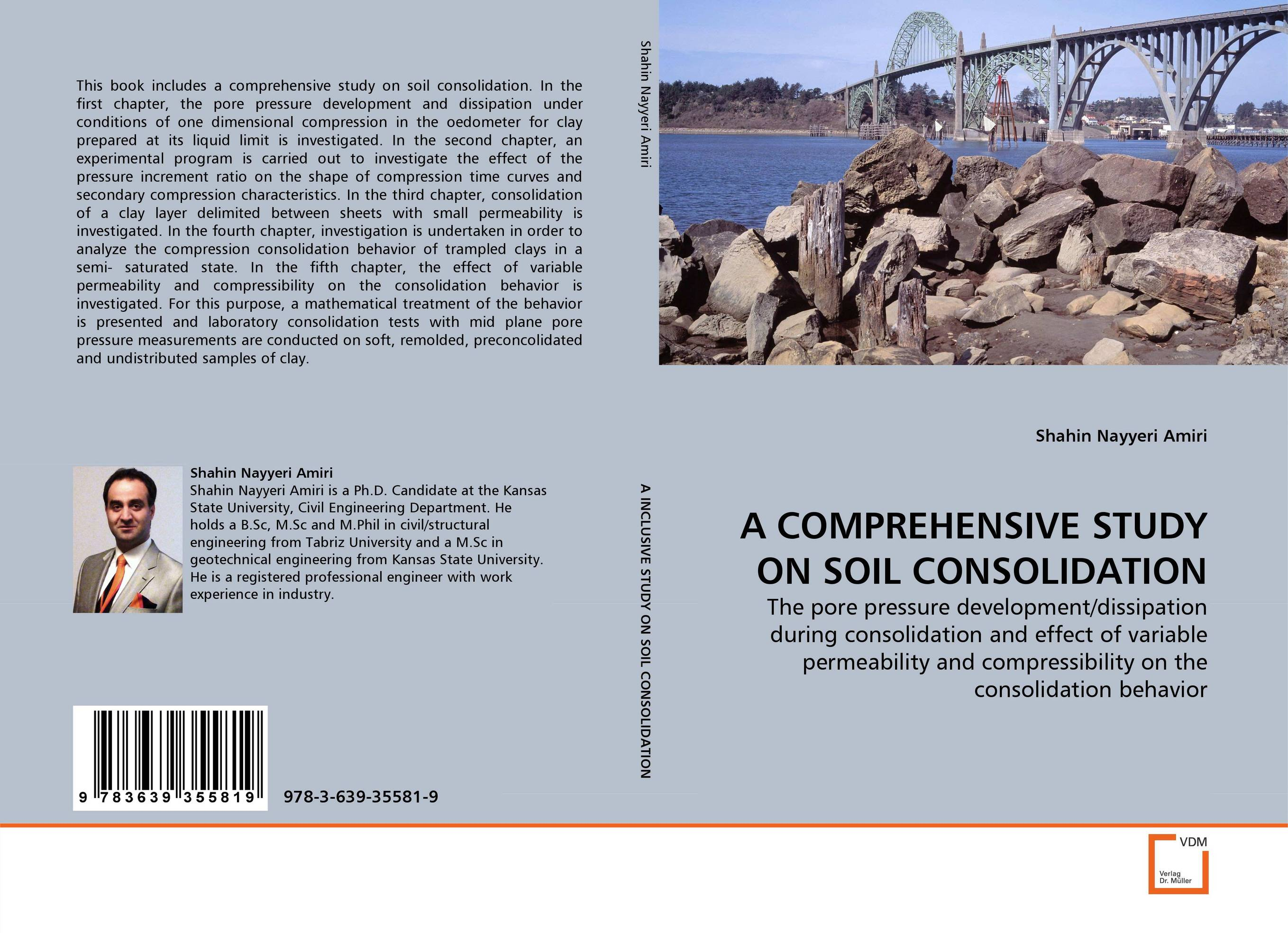 A COMPREHENSIVE STUDY ON SOIL CONSOLIDATION victoria wapf the disease of chopin a comprehensive study of a lifelong suffering
