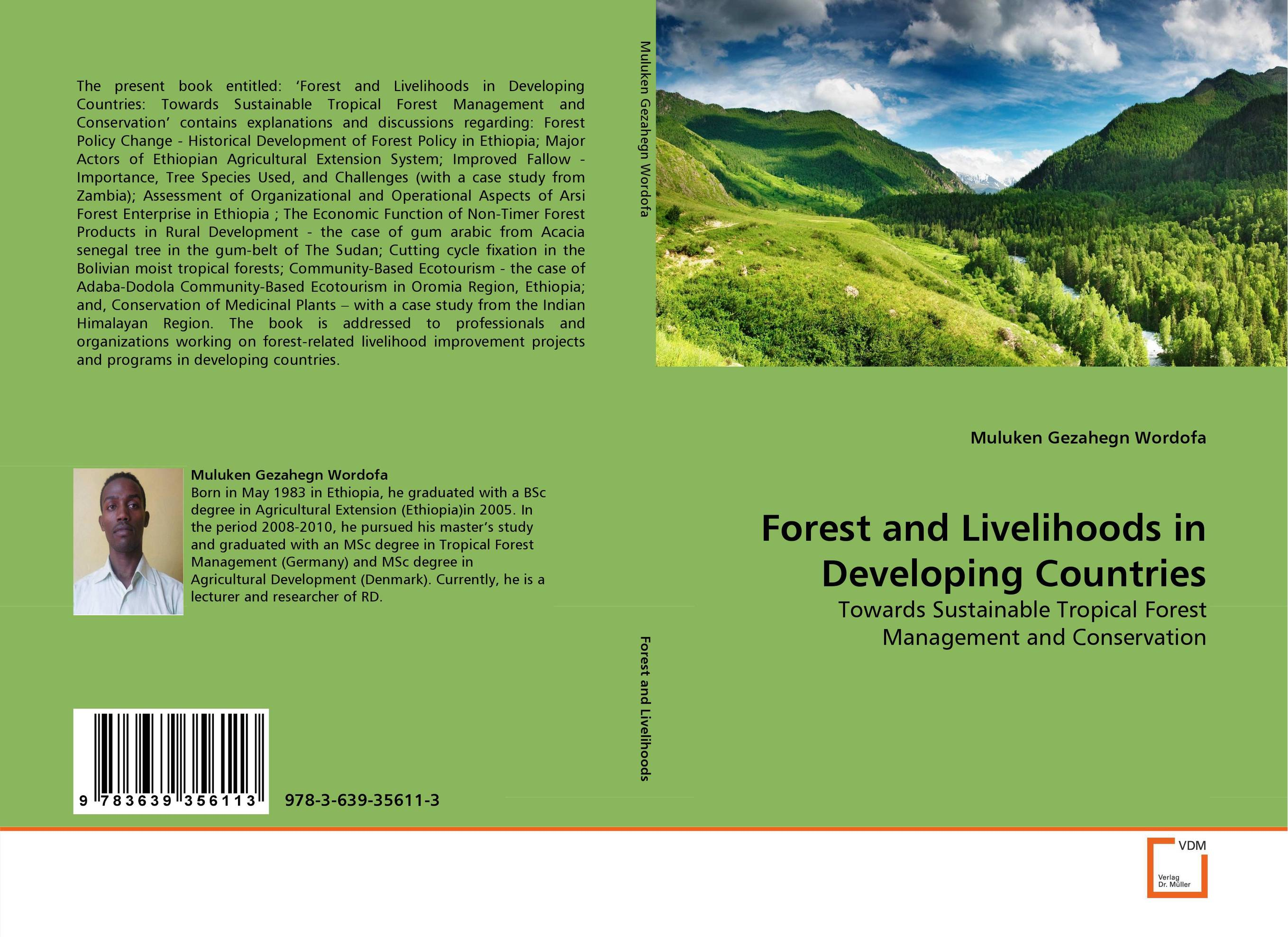 Фото Forest and Livelihoods in Developing Countries cervical cancer in amhara region in ethiopia