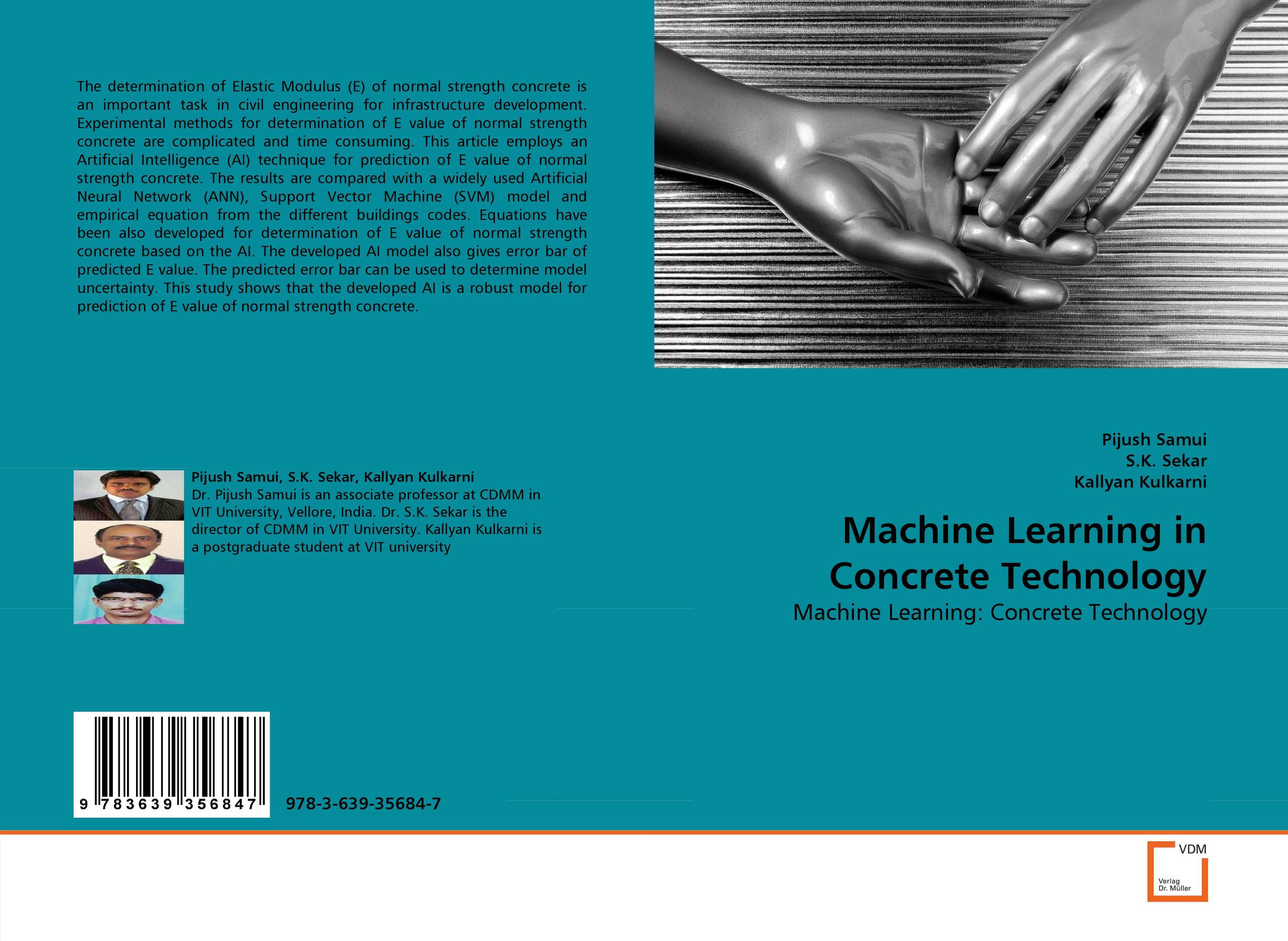 Machine Learning in Concrete Technology quantitative methods in e learning