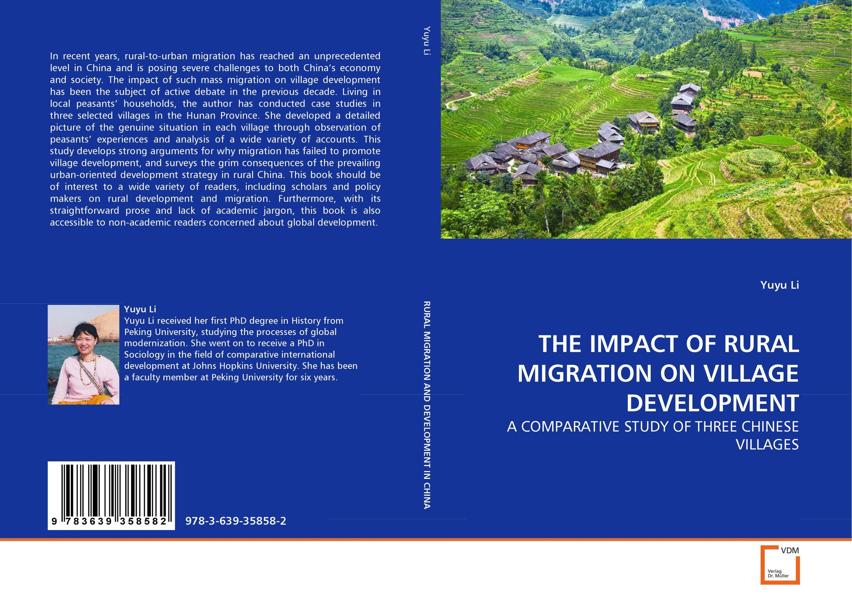 THE IMPACT OF RURAL MIGRATION ON VILLAGE DEVELOPMENT lawrence maumbi michelo analysis of nongovernmental organisation in rural development