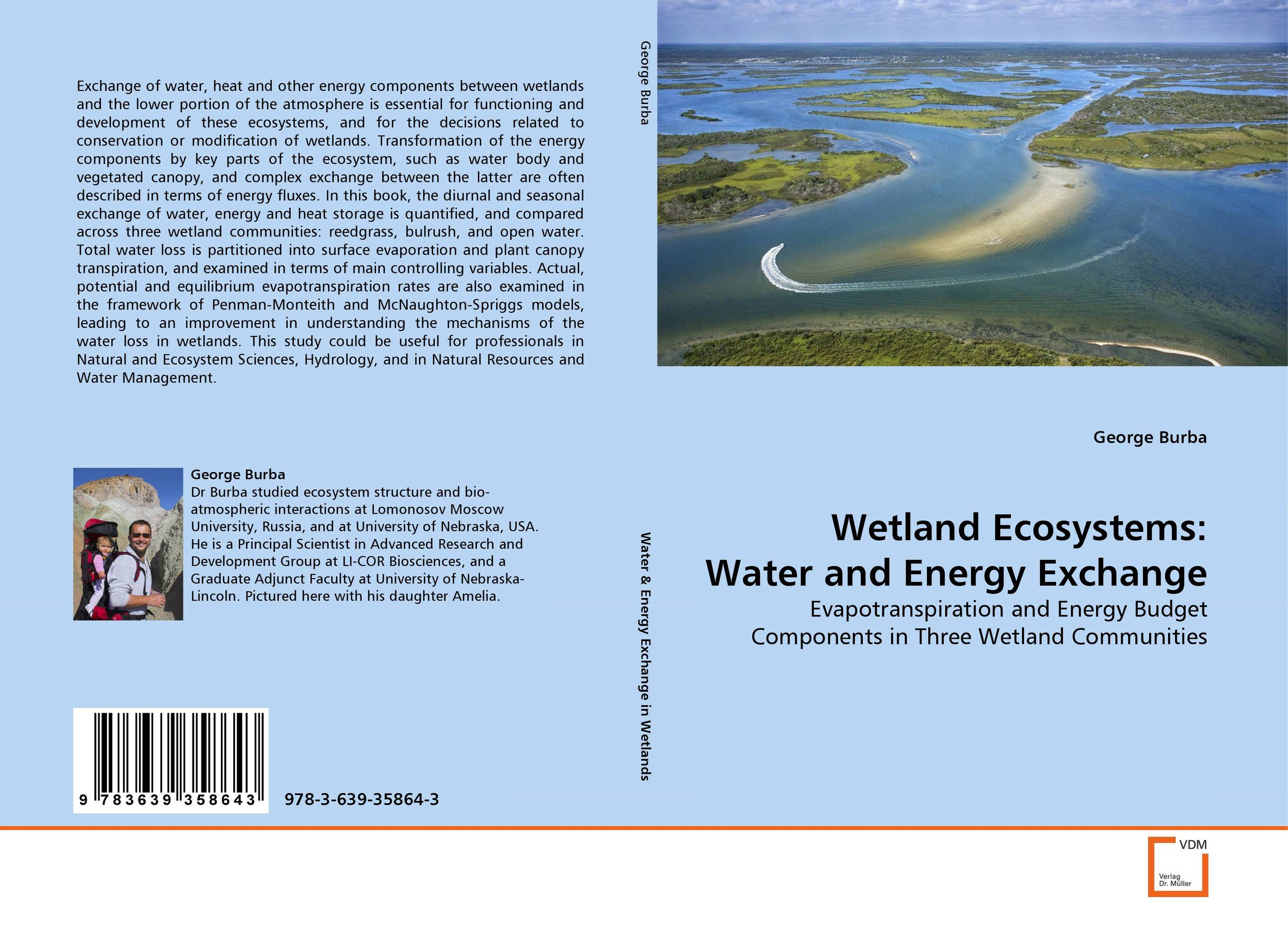 Wetland Ecosystems: Water and Energy Exchange bride of the water god v 3