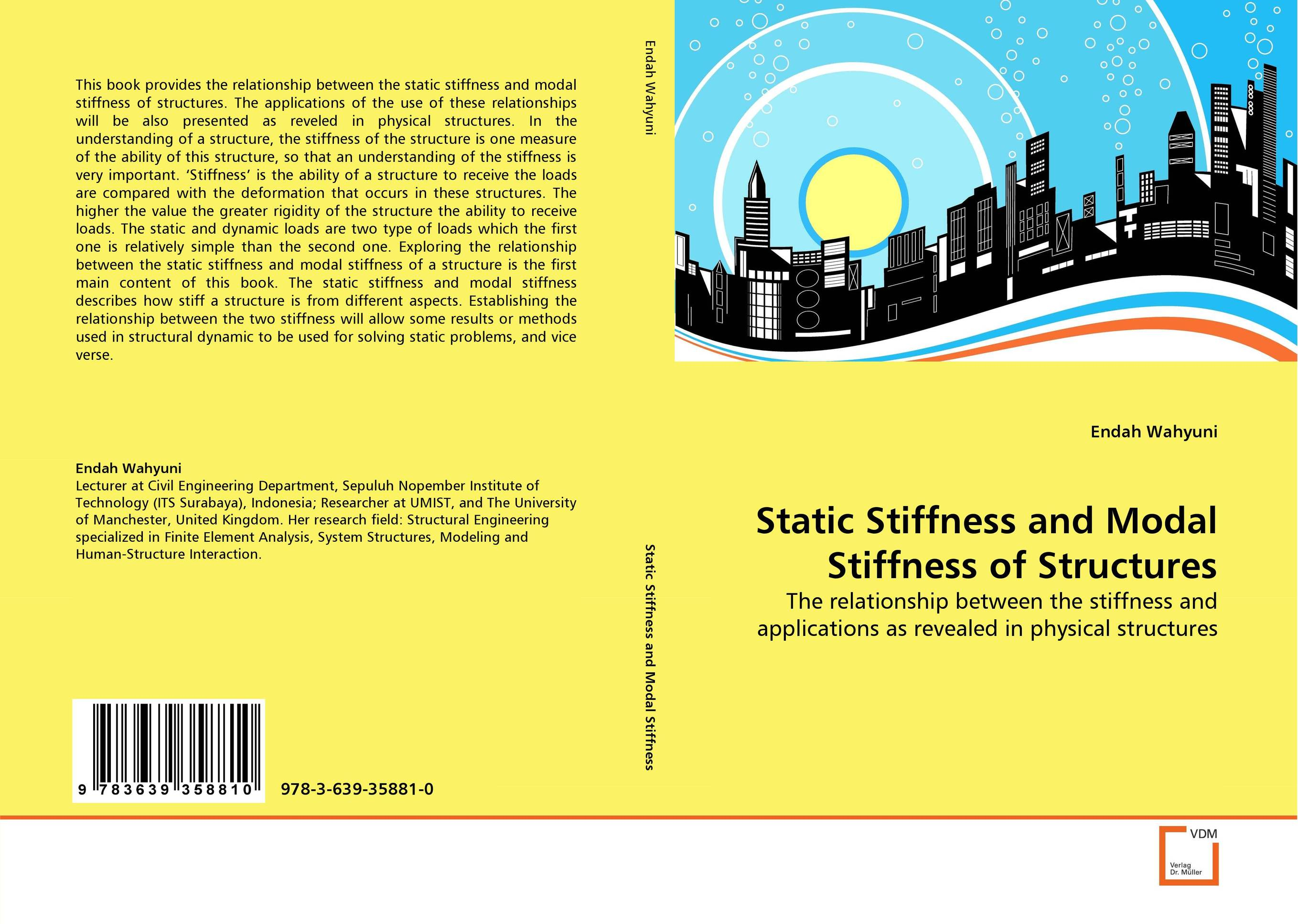 Static Stiffness and Modal Stiffness of Structures