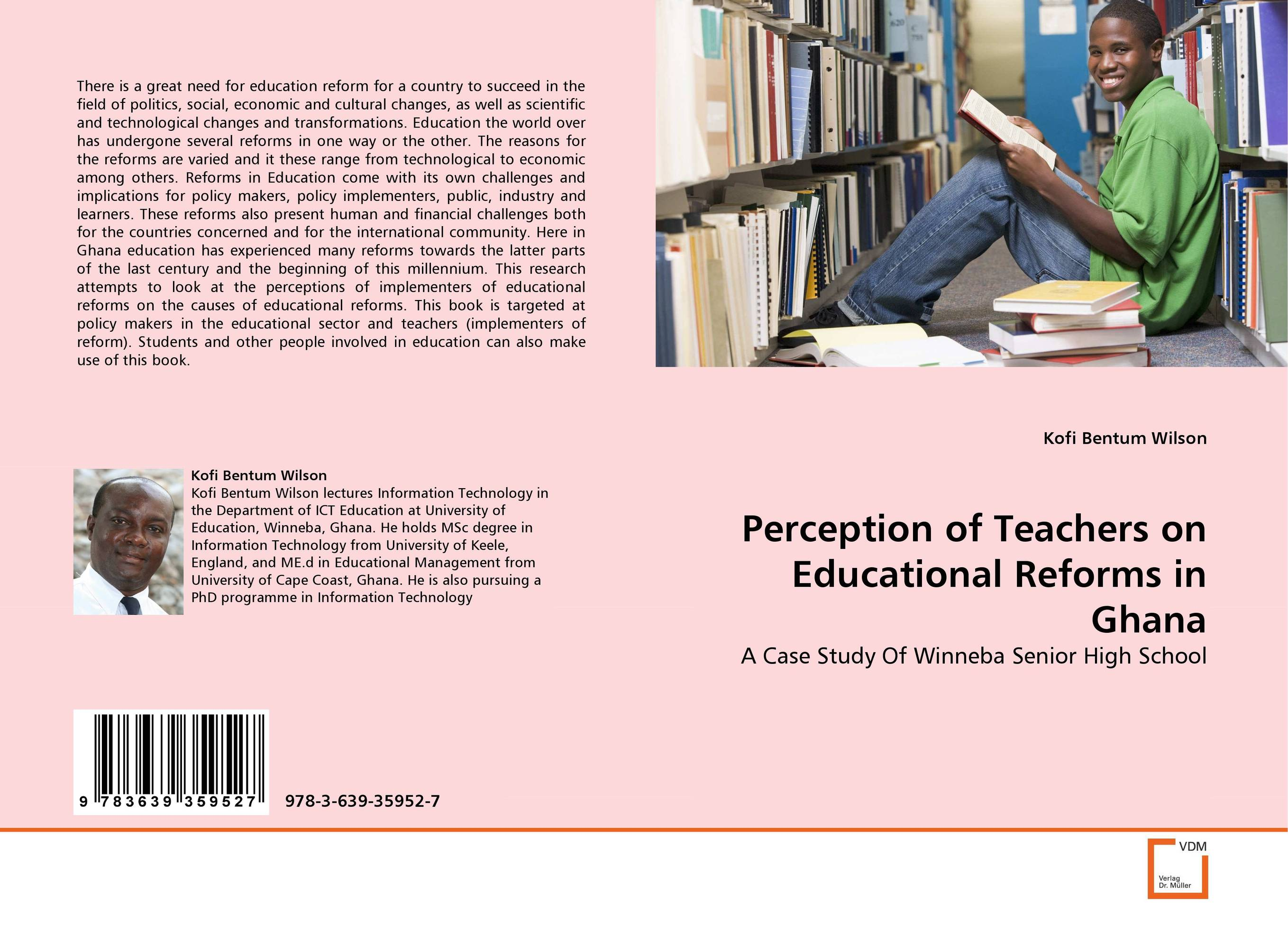 Perception of Teachers on Educational Reforms in Ghana