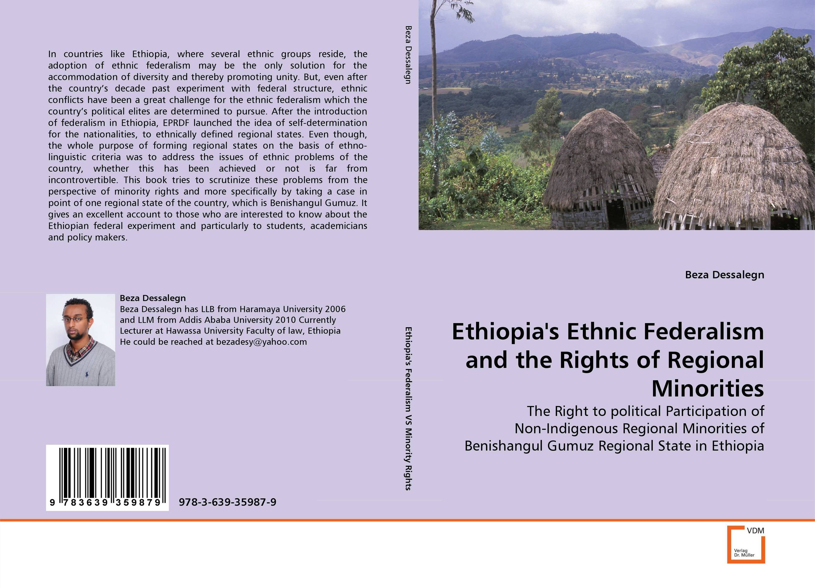 Ethiopia''s Ethnic Federalism and the Rights of Regional Minorities ethnic interactions in jama basin of north shewa ethiopia