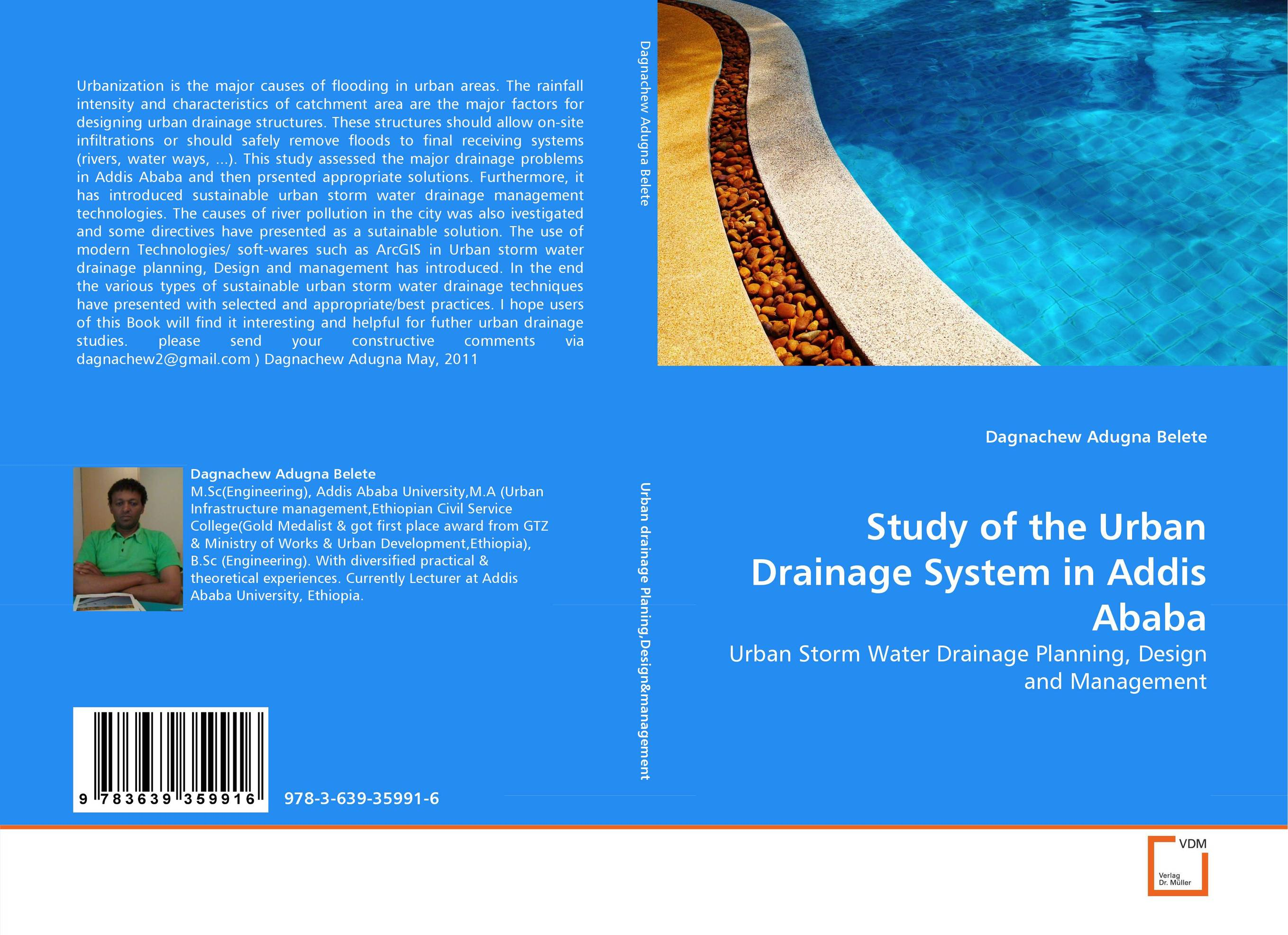 Study of the Urban Drainage System in Addis Ababa study of the urban drainage system in addis ababa