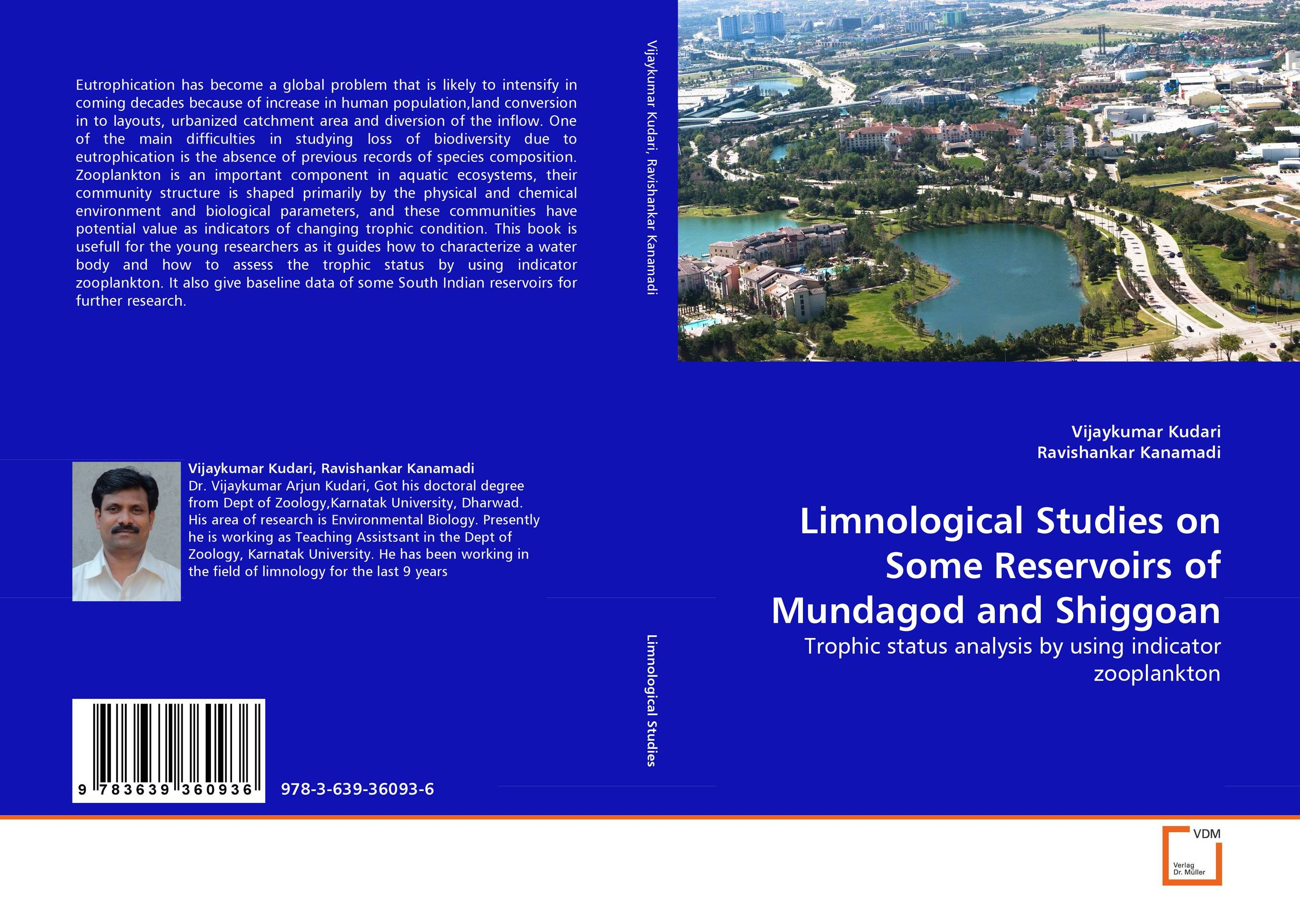 Limnological Studies on Some Reservoirs of Mundagod and Shiggoan status of soils and water reservoirs near industrial areas of baroda